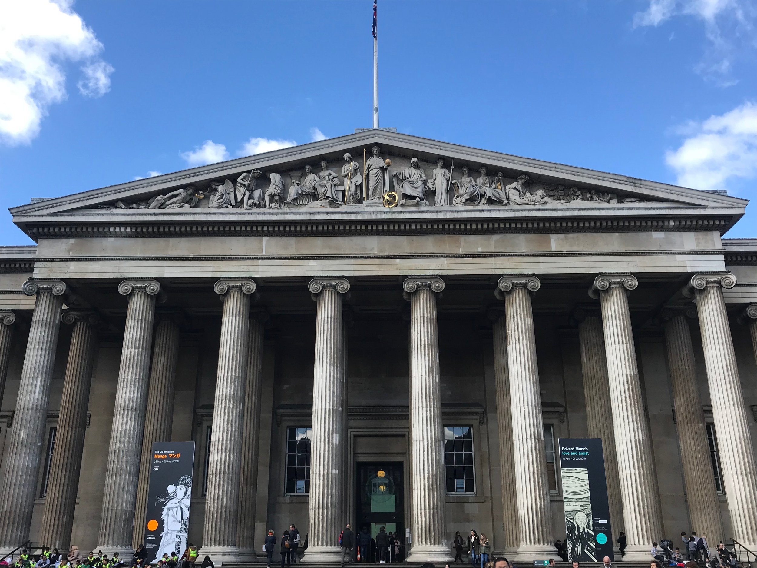 Things to do in London - British Museum
