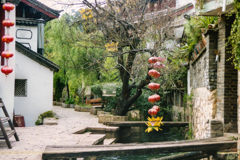Lijiang in Yunnan Province, China
