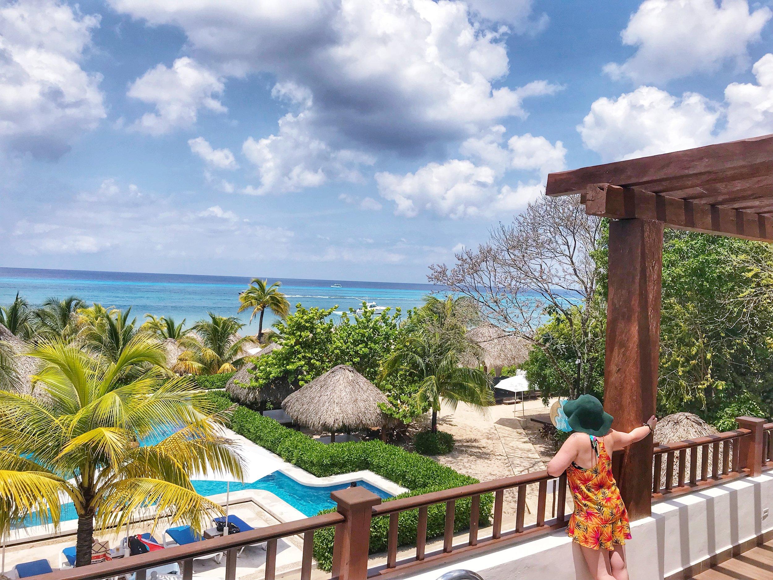 Mr. Sanchos Beach Club Cozumel Mexico
