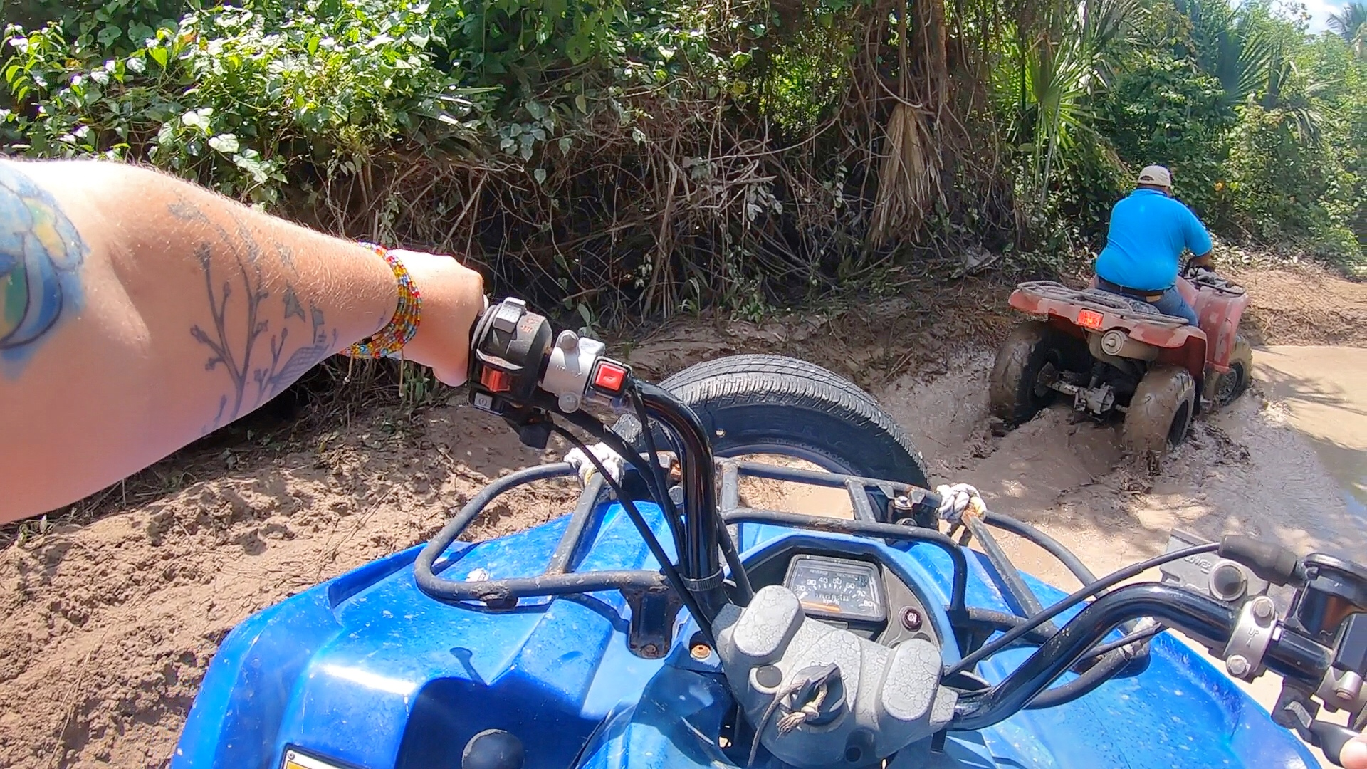 Best things to do in Cozumel Mexico ATVing