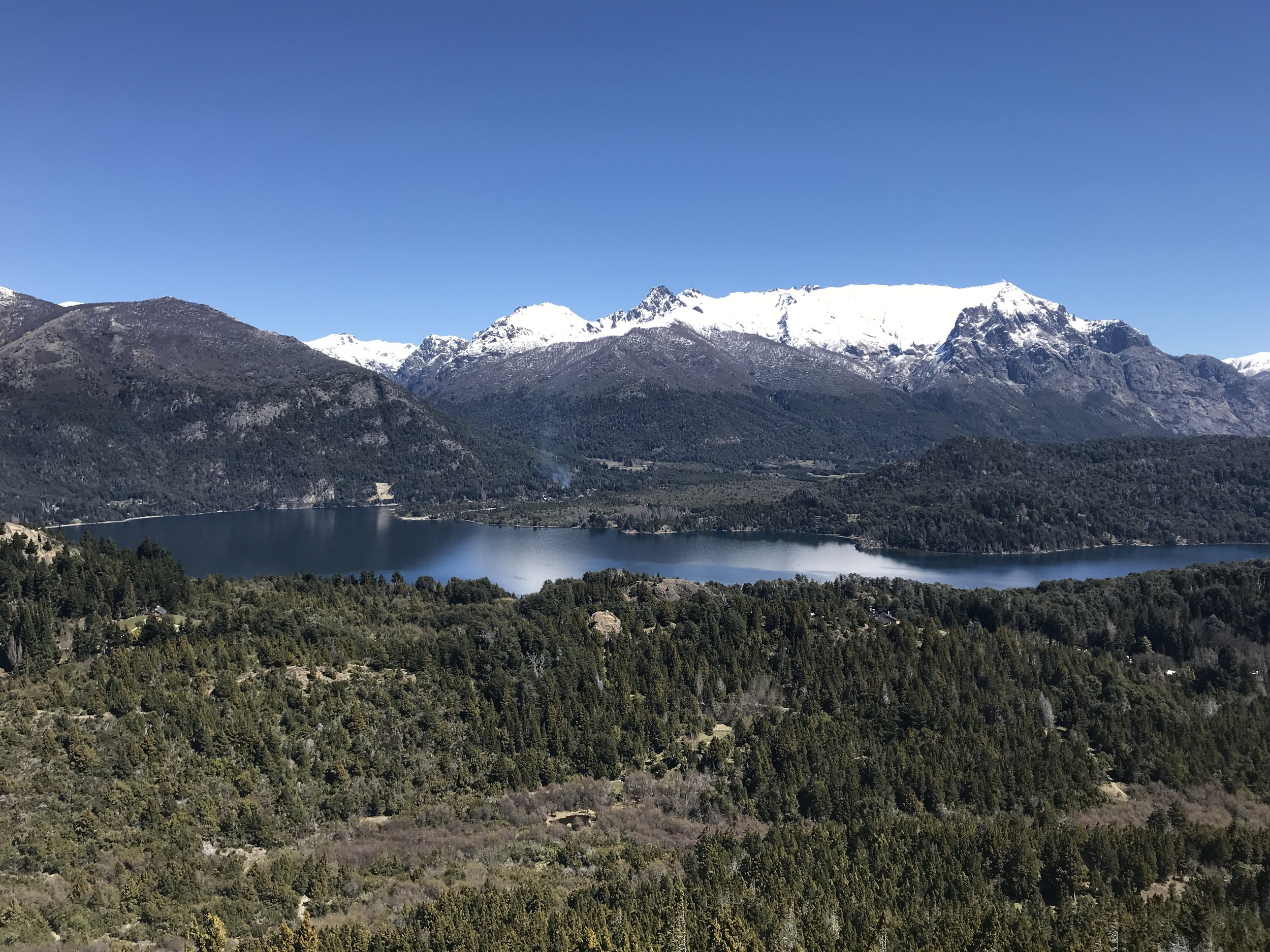 Top Destination in Argentina  Cerro Campanario in Bariloche