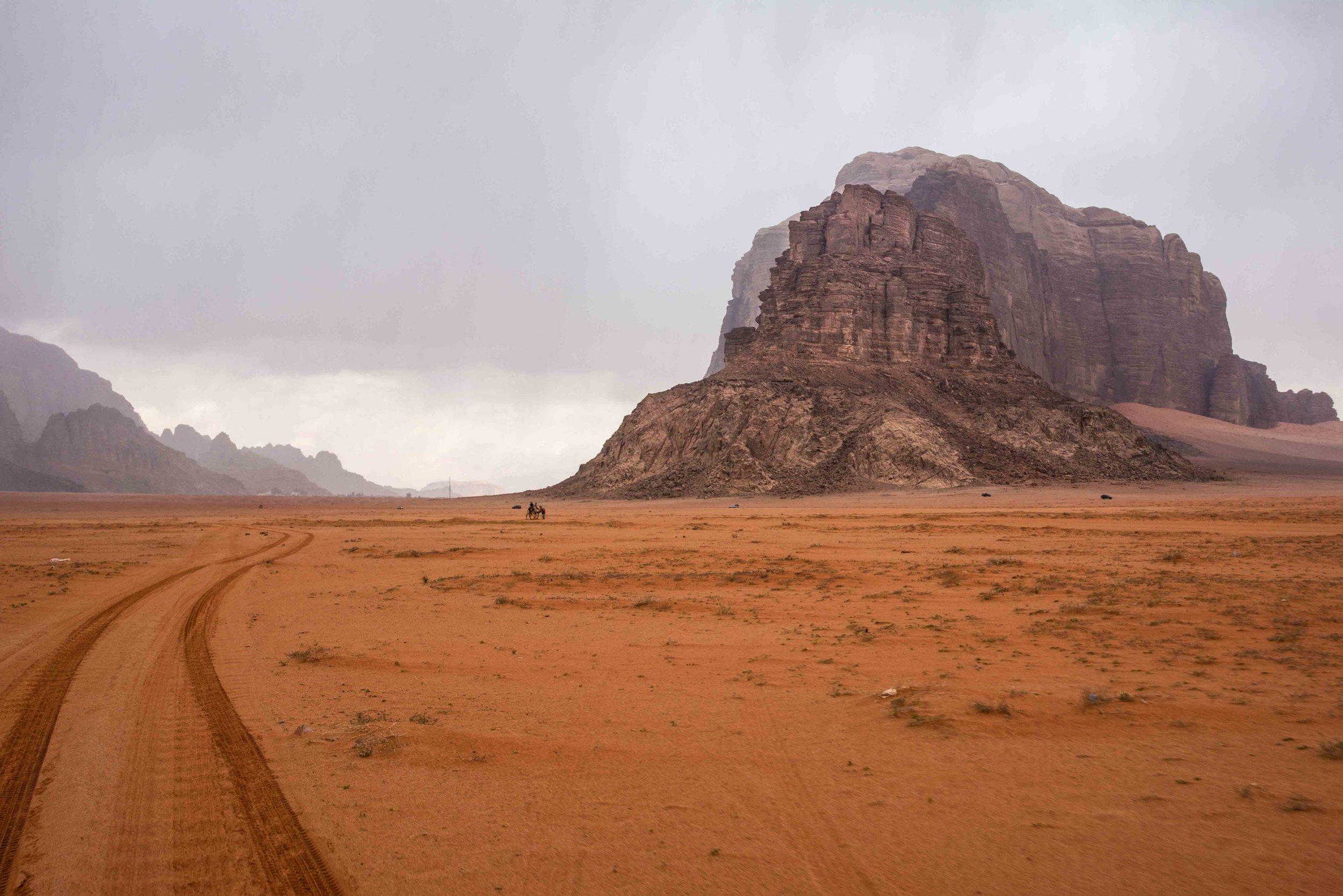 Adventure Travel in Wadi Rum