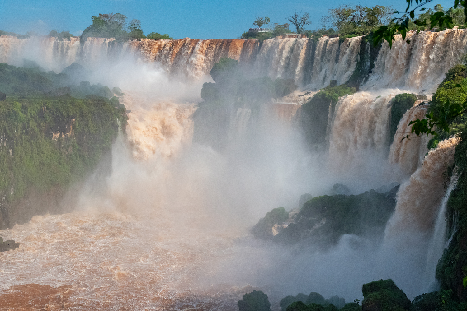 Must see places in Argentina Iguazu Falls