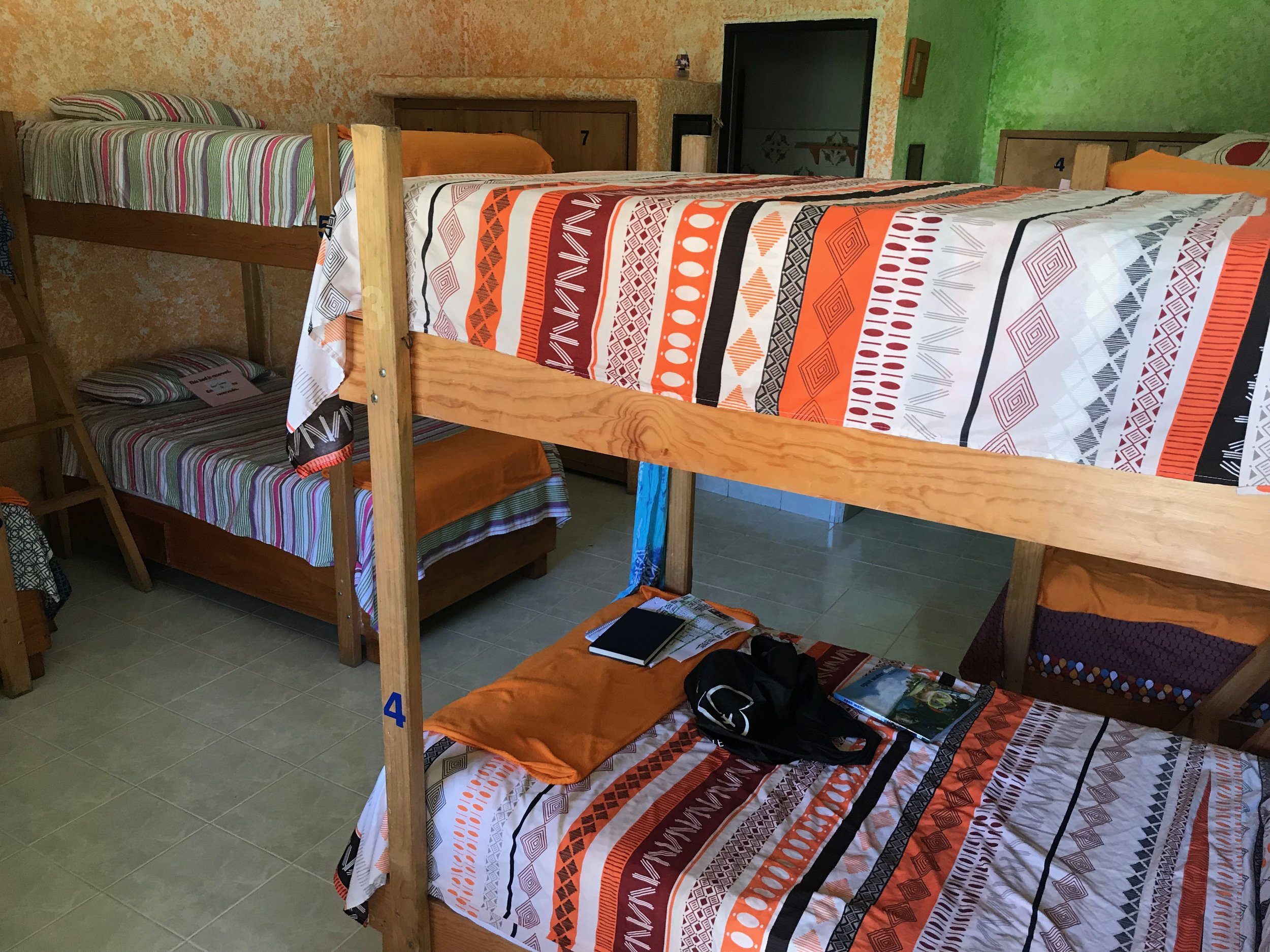 Where to stay in Cozumel - Amigos Hostel Cozumel