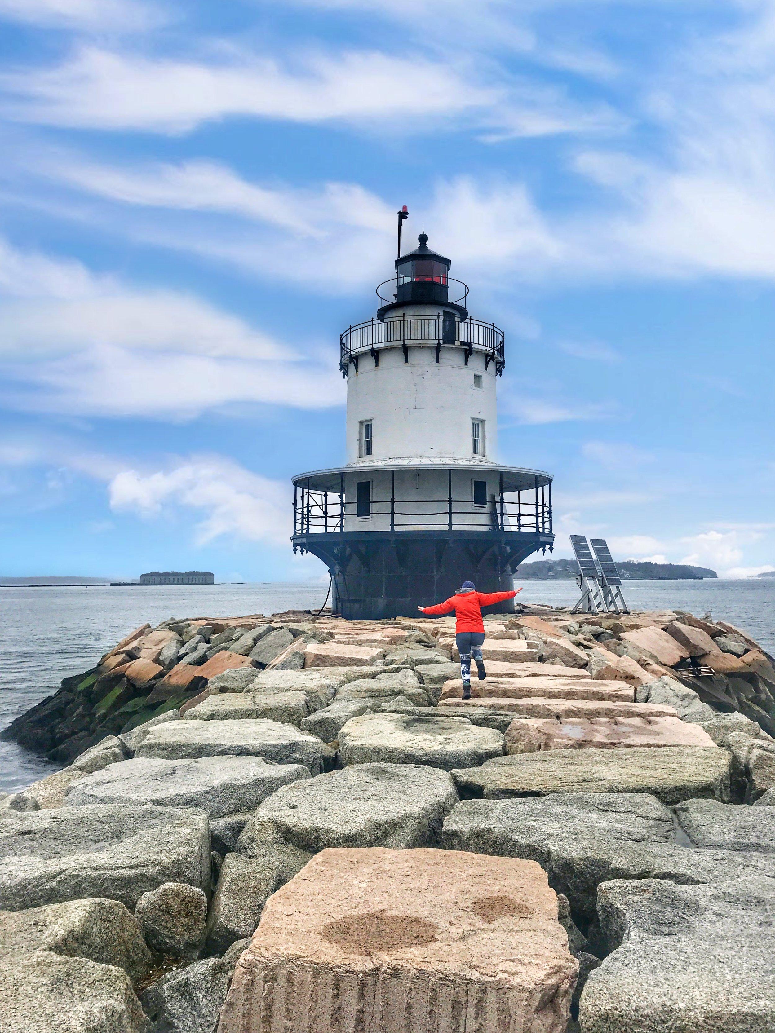 Portland Maine Lighthouses