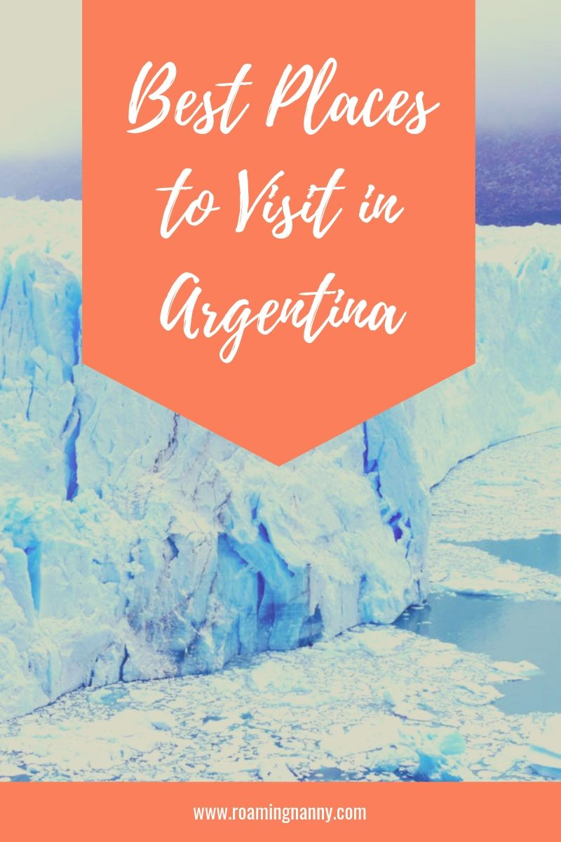 Argentina is a country full of adventure, culture, and plenty to experience. Here are the best places you NEED to visit! #argentina #adventure #bestplacestovisit