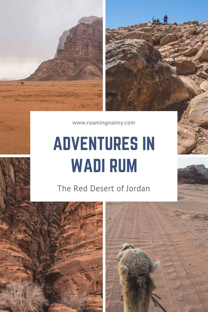 The never-ending surprise and joy of venturing in Wadi Rum. The calm ending to the day is the perfect way to soak in the adventures of the day. And, as Wadi Rum is an epic place, there's plenty of adventures to be had. #wadirum #jordan #visitjordan #adventure