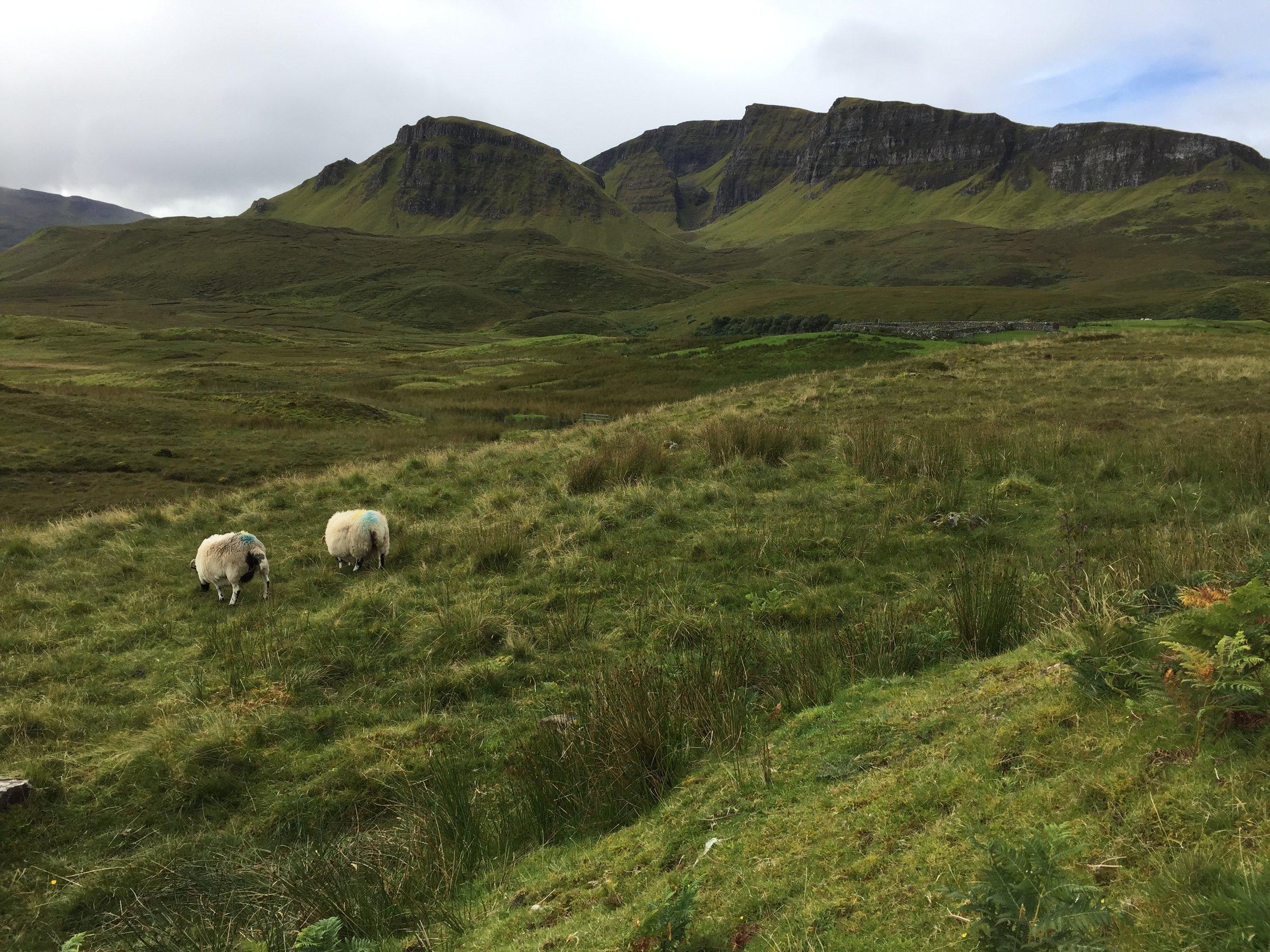 Bucket List Road Trip Scotland