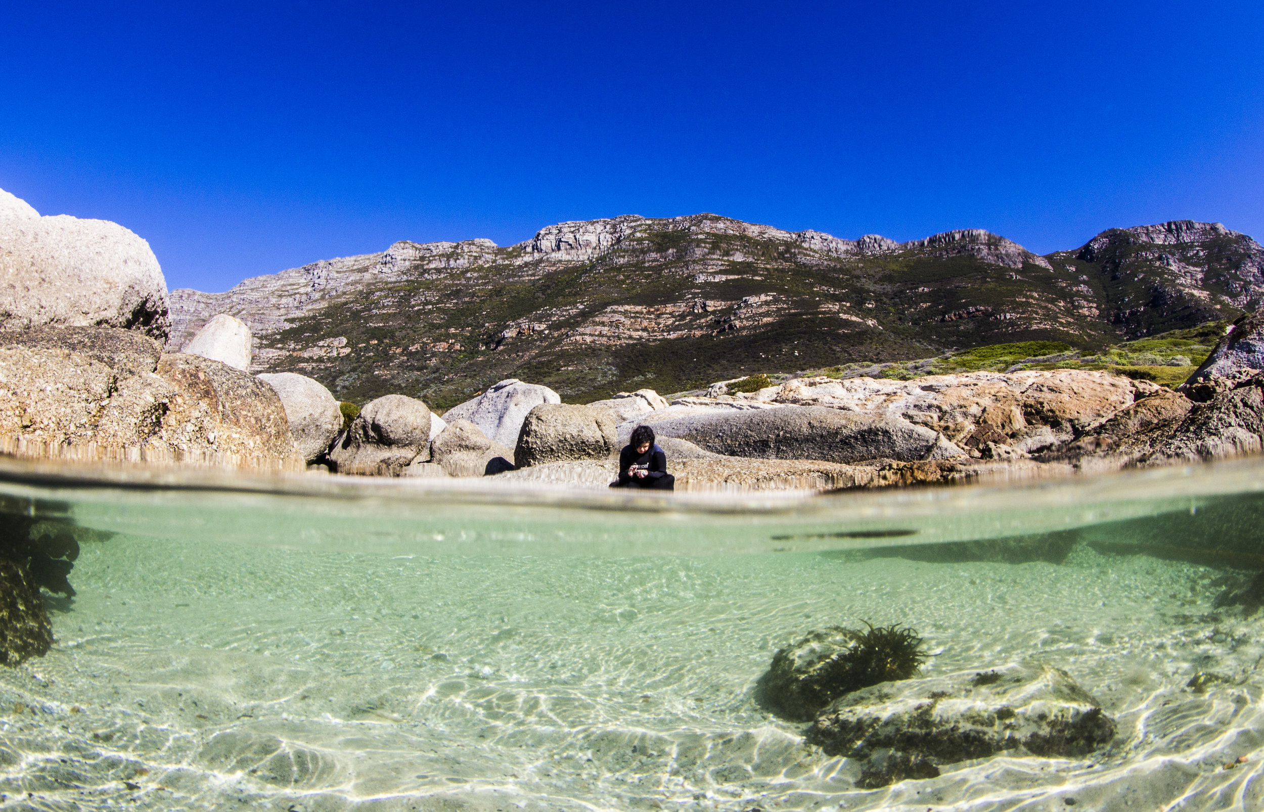 Best places to dive in South Africa