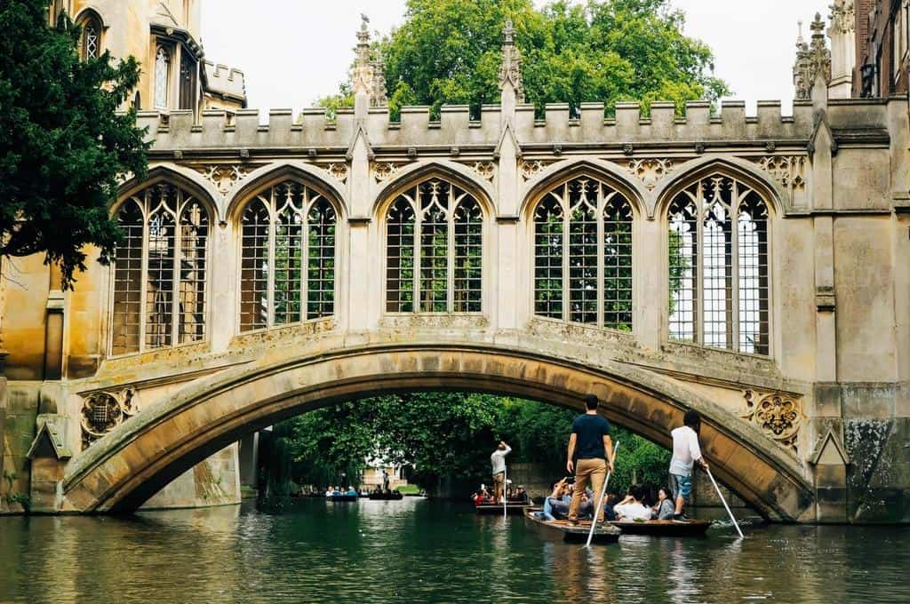 Day trips from London - Cambridge - Bridge of Sighs