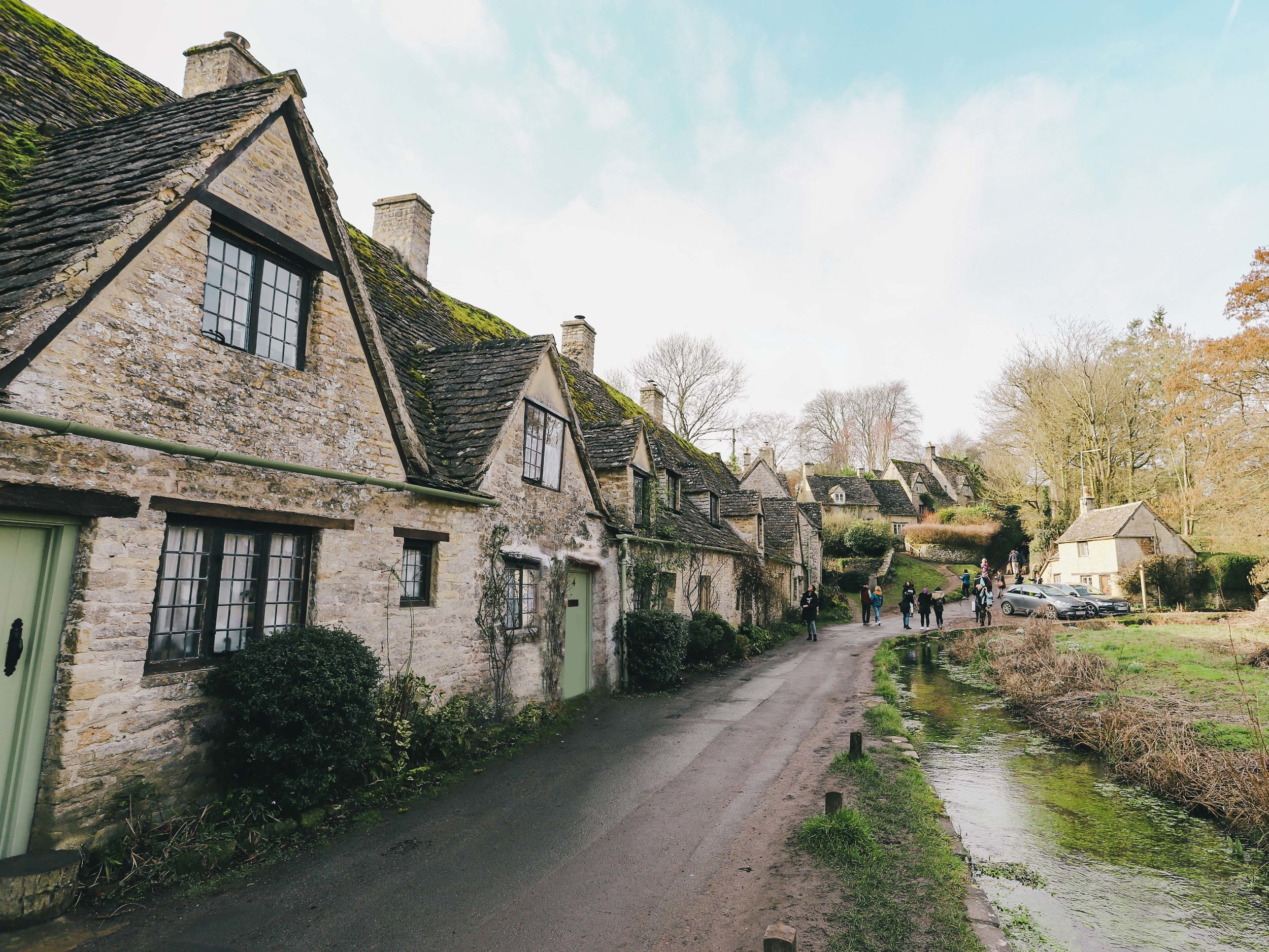 Top day trips from London - the Cotswolds