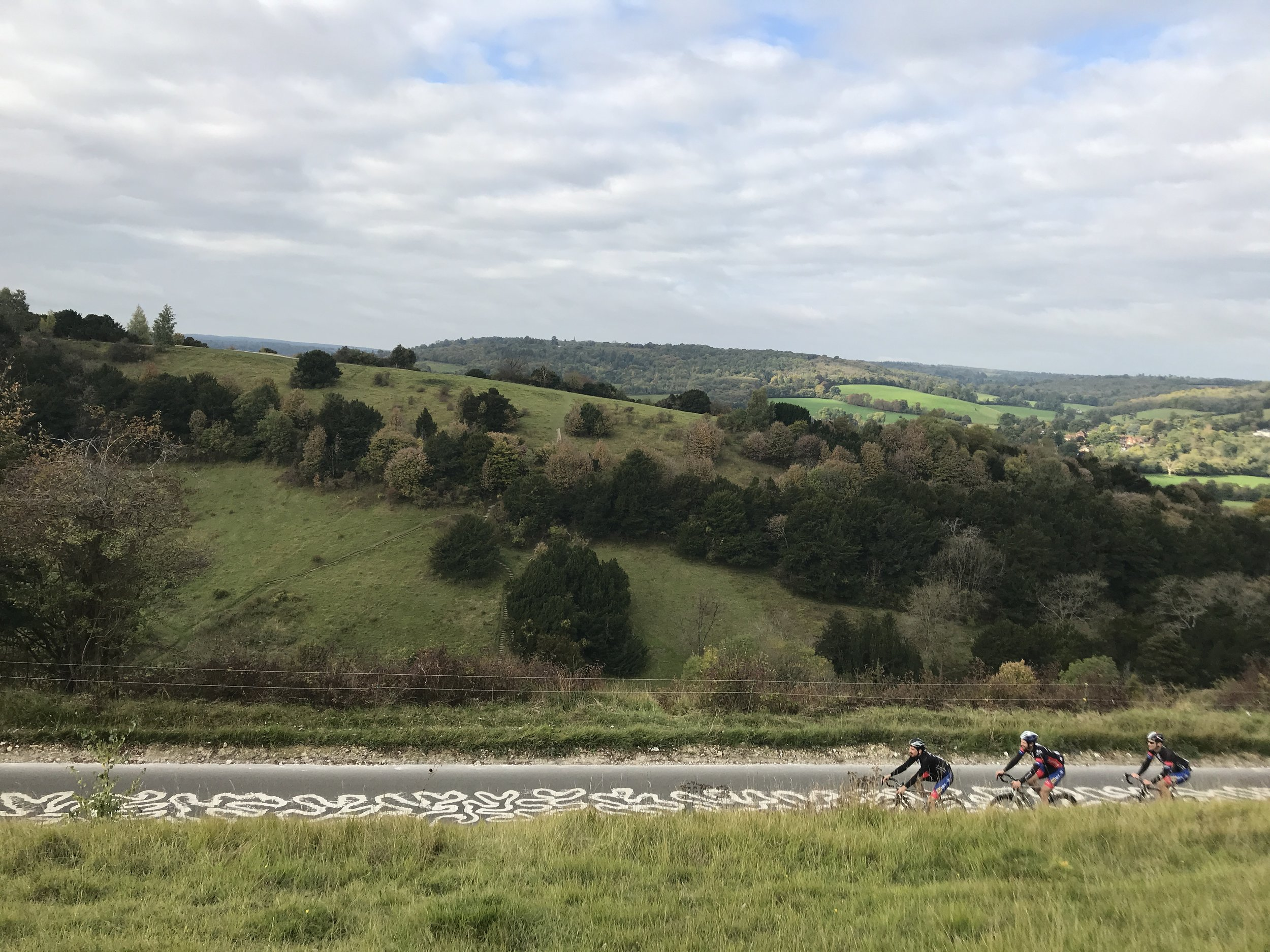 Top Day Trip from London - Surrey Hills