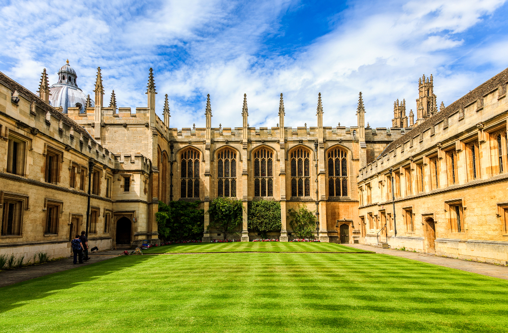 Day Trip from London - Oxford