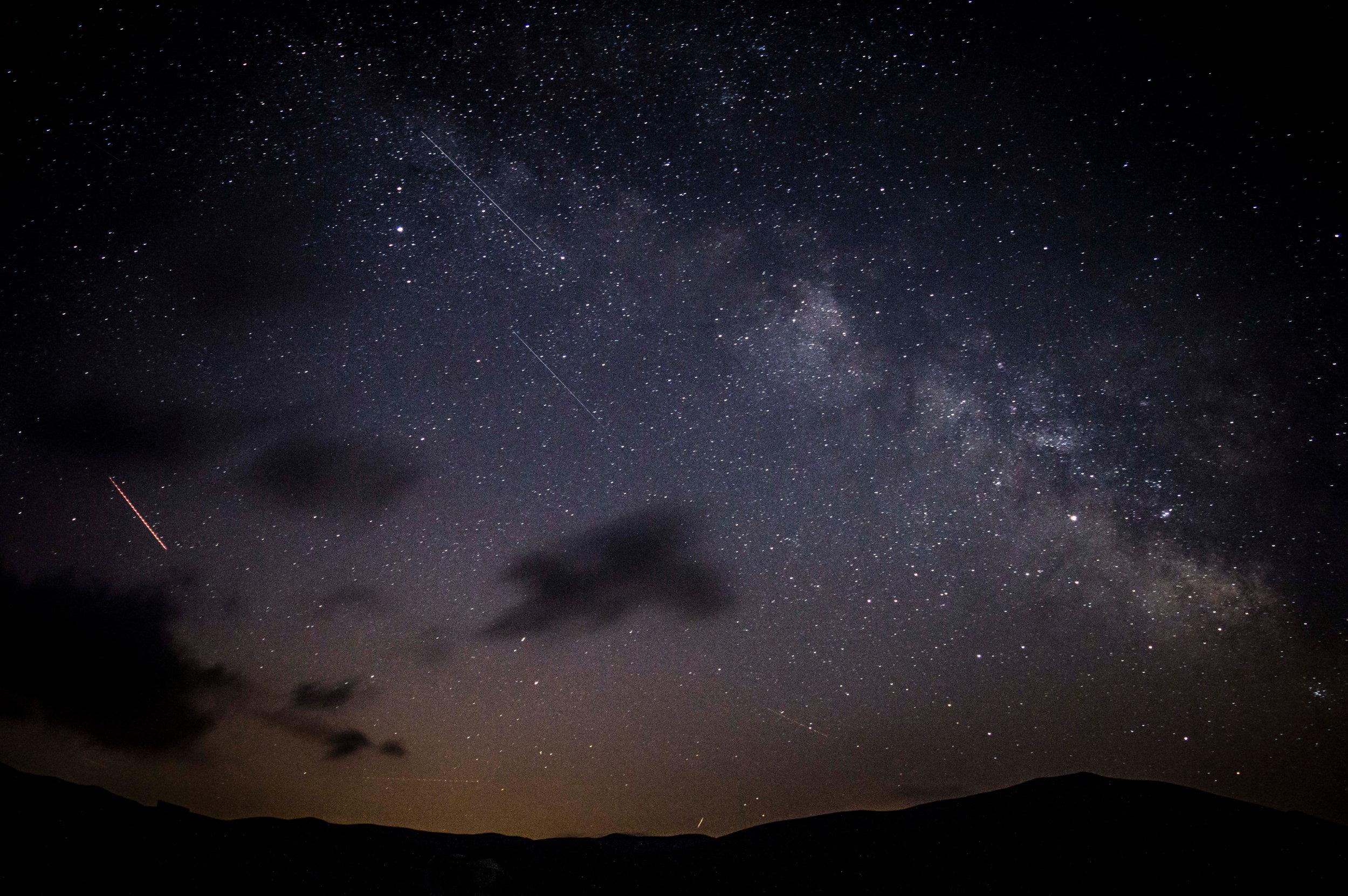 summer bucket list - sleep under the stars