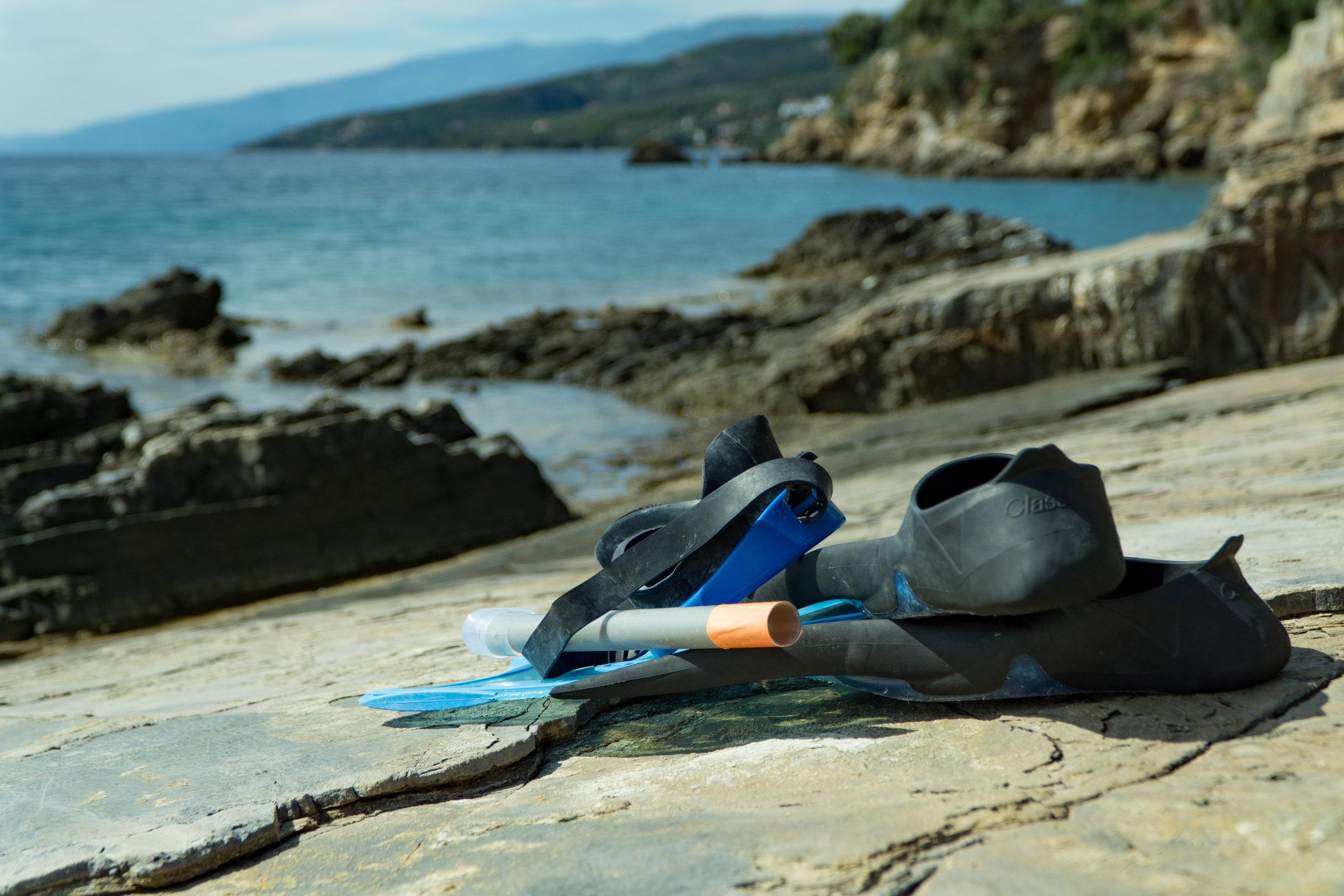 summer bucket list snorkeling