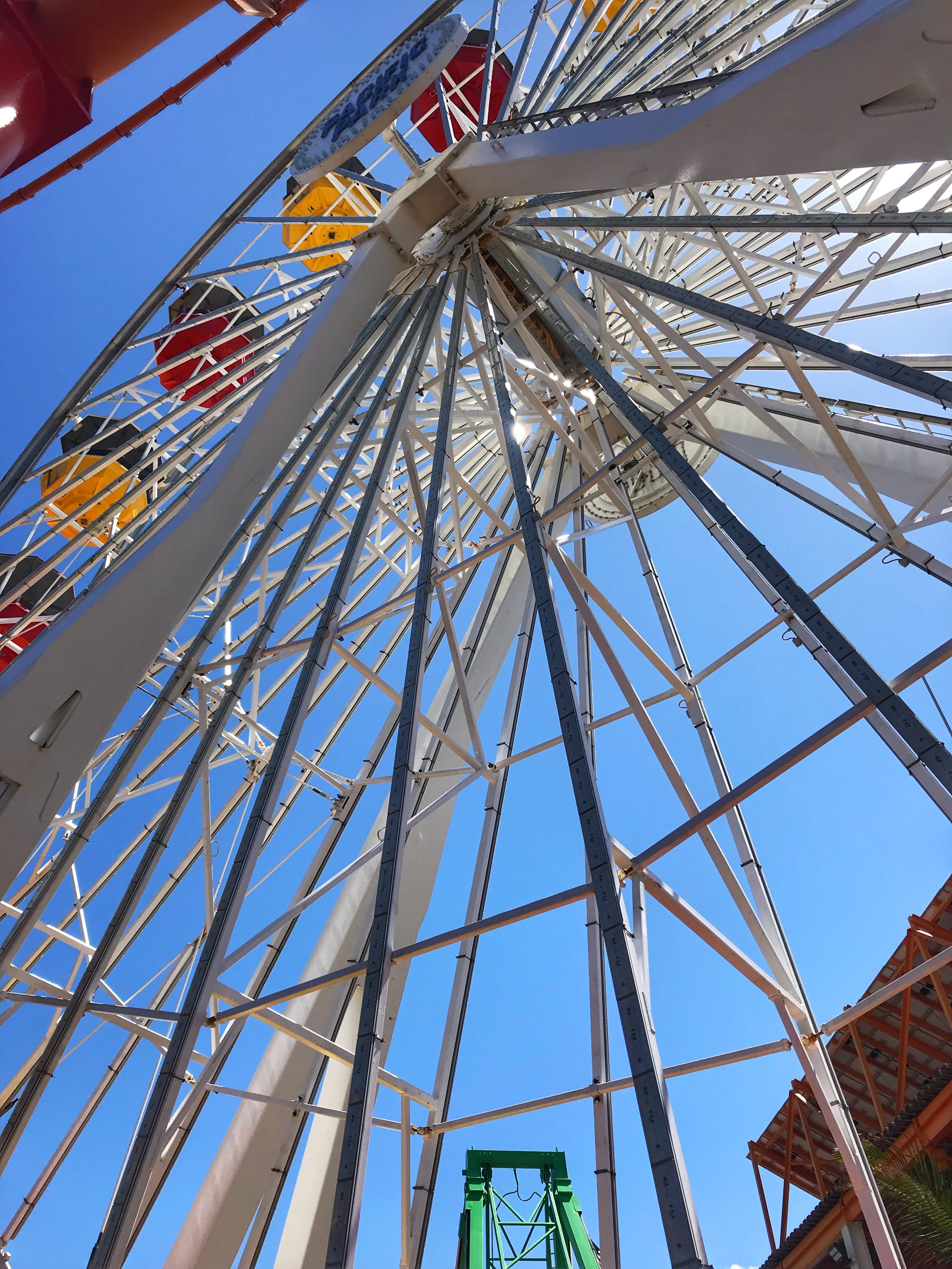 summer fun ferris wheel