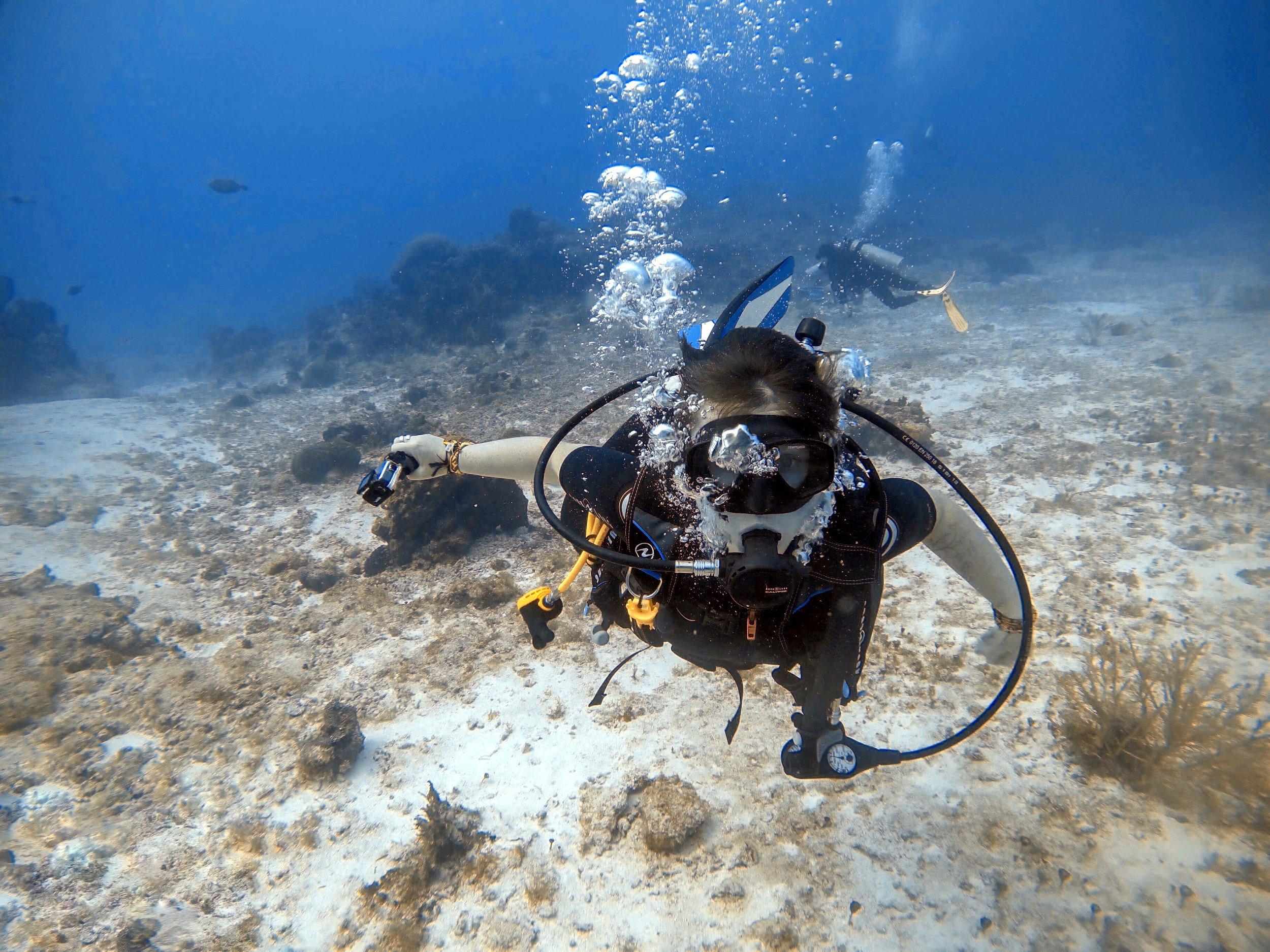 summer bucket list - scuba diving