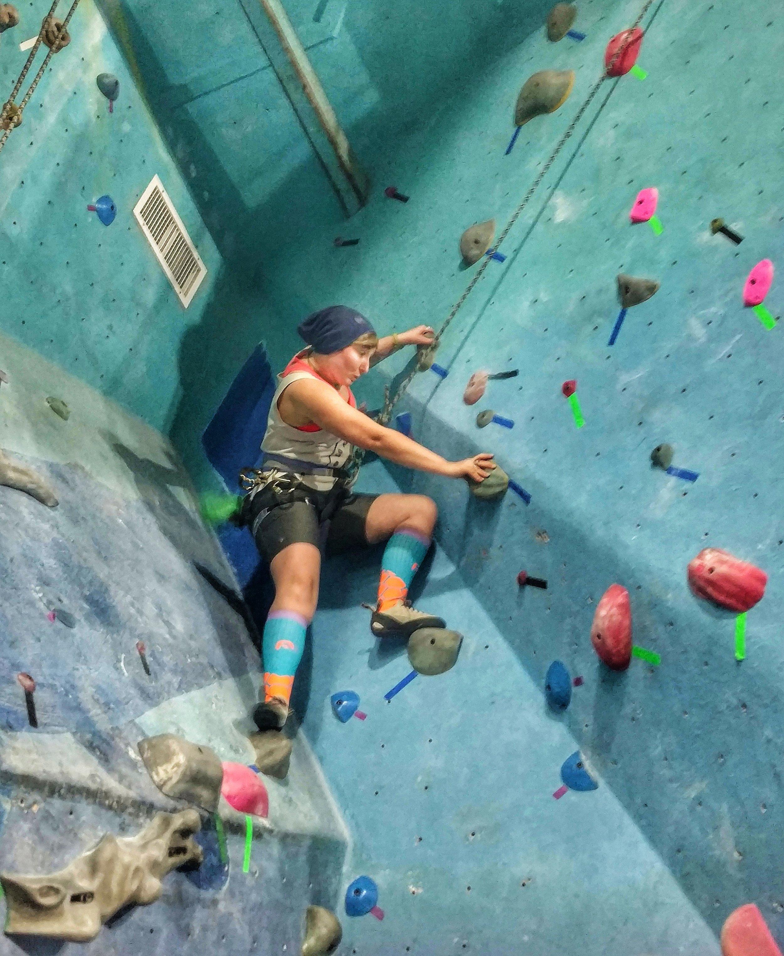 summer bucket list - rock climbing