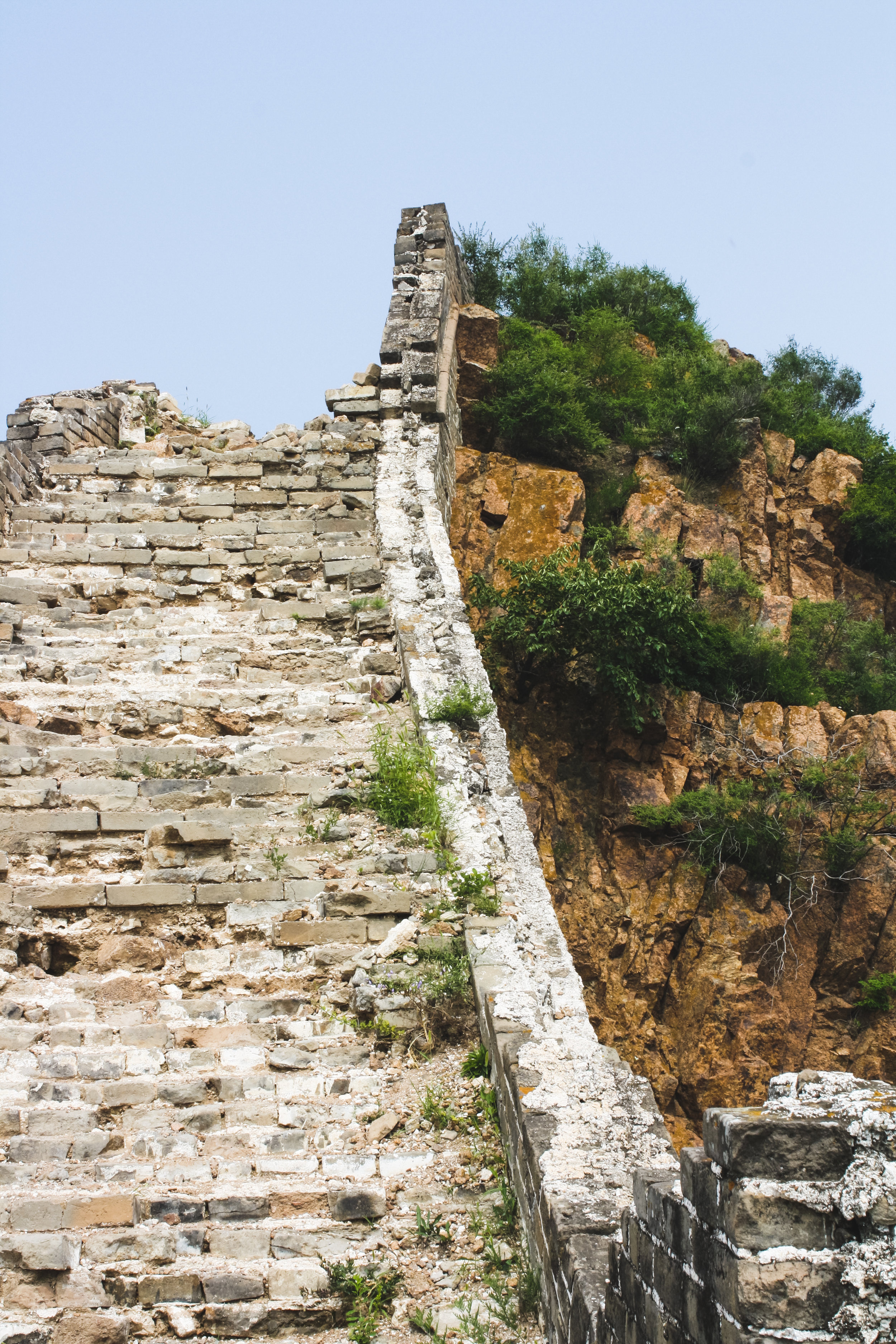 What section of the Great Wall should I visit?