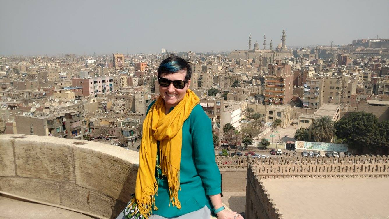 Egypt Travel Tips - cover up