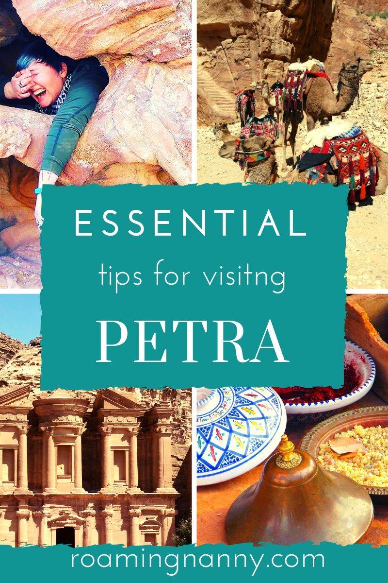 The Lost City of Petra Jordan is one of the 7 wonders of the world and a UNESCO World Heritage site. A Visit to Petra in Jordan is a once in a lifetime experience. #petra #jordan #visitjordan #petrajordan #lostcityofpetra