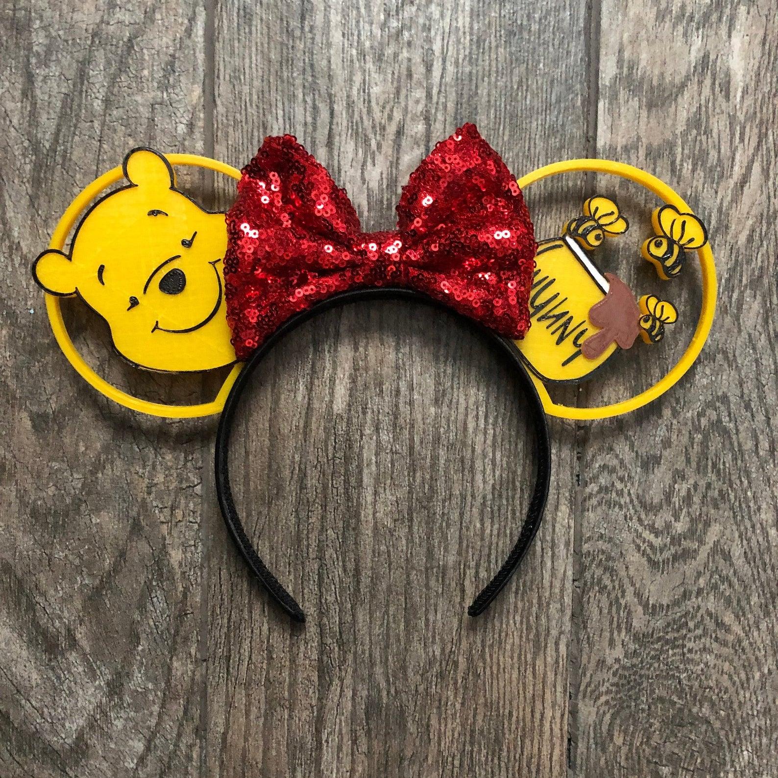 Winnie the Pooh Disneybound