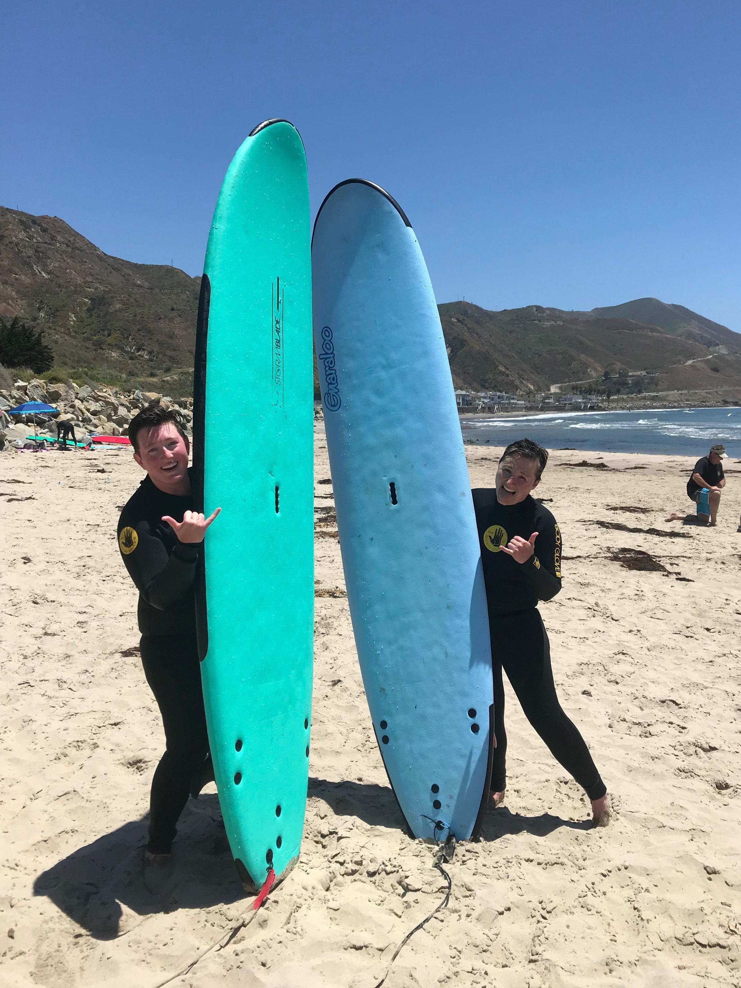 surf santa barbara