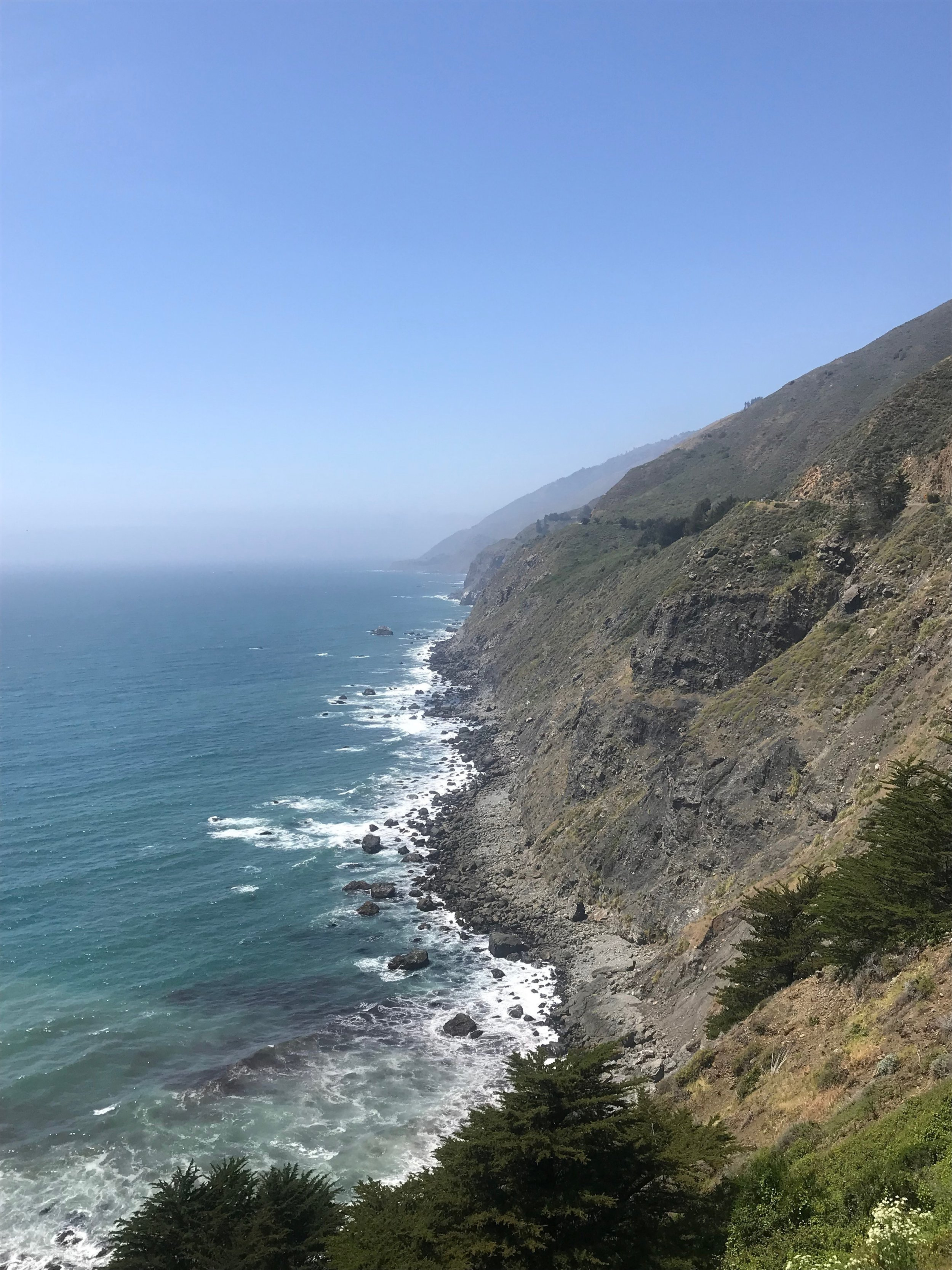 california road trip ideas