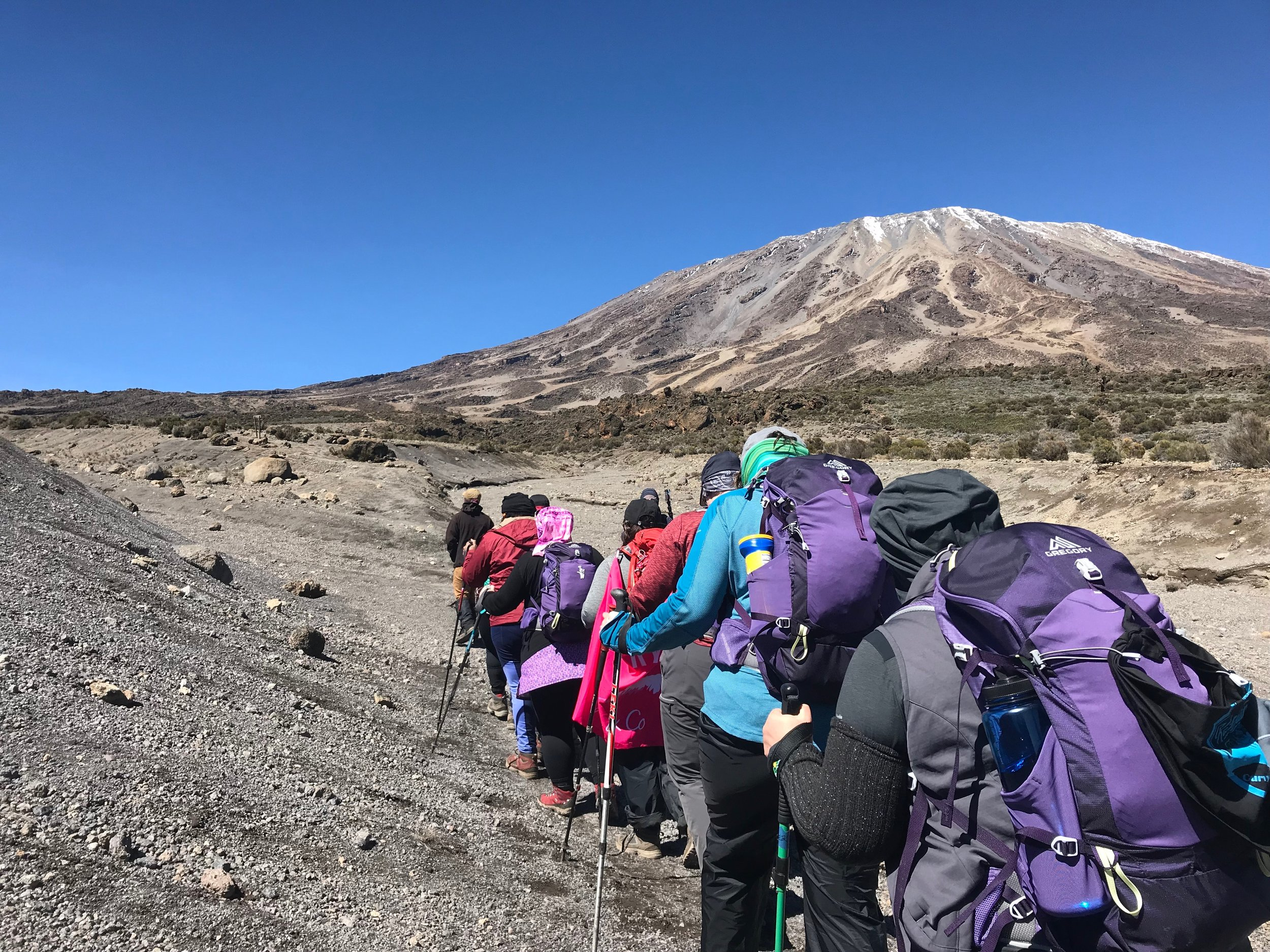 Where is Kilimanjaro