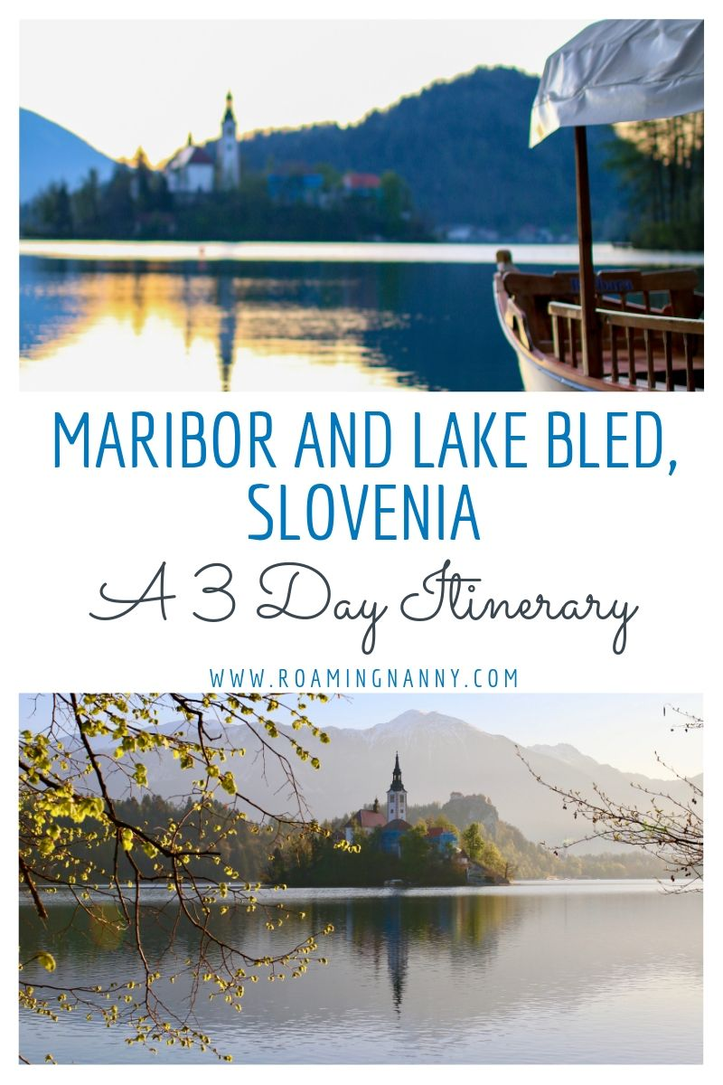 3 Days in Maribor and Lake Bled, Slovenia #slovenia #europe #roadtrip #travel