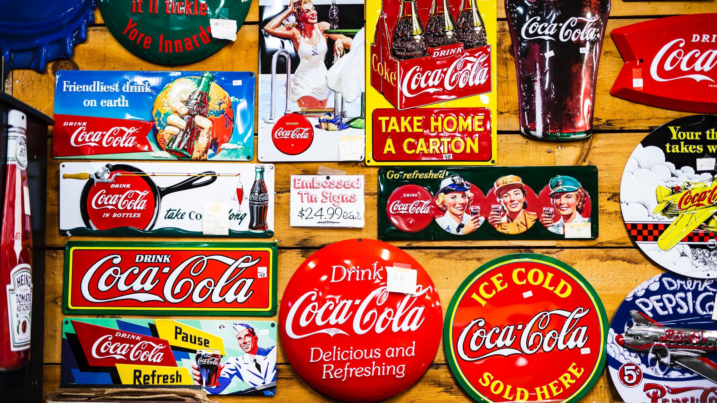 cocoa cola world Atlanta Georgia