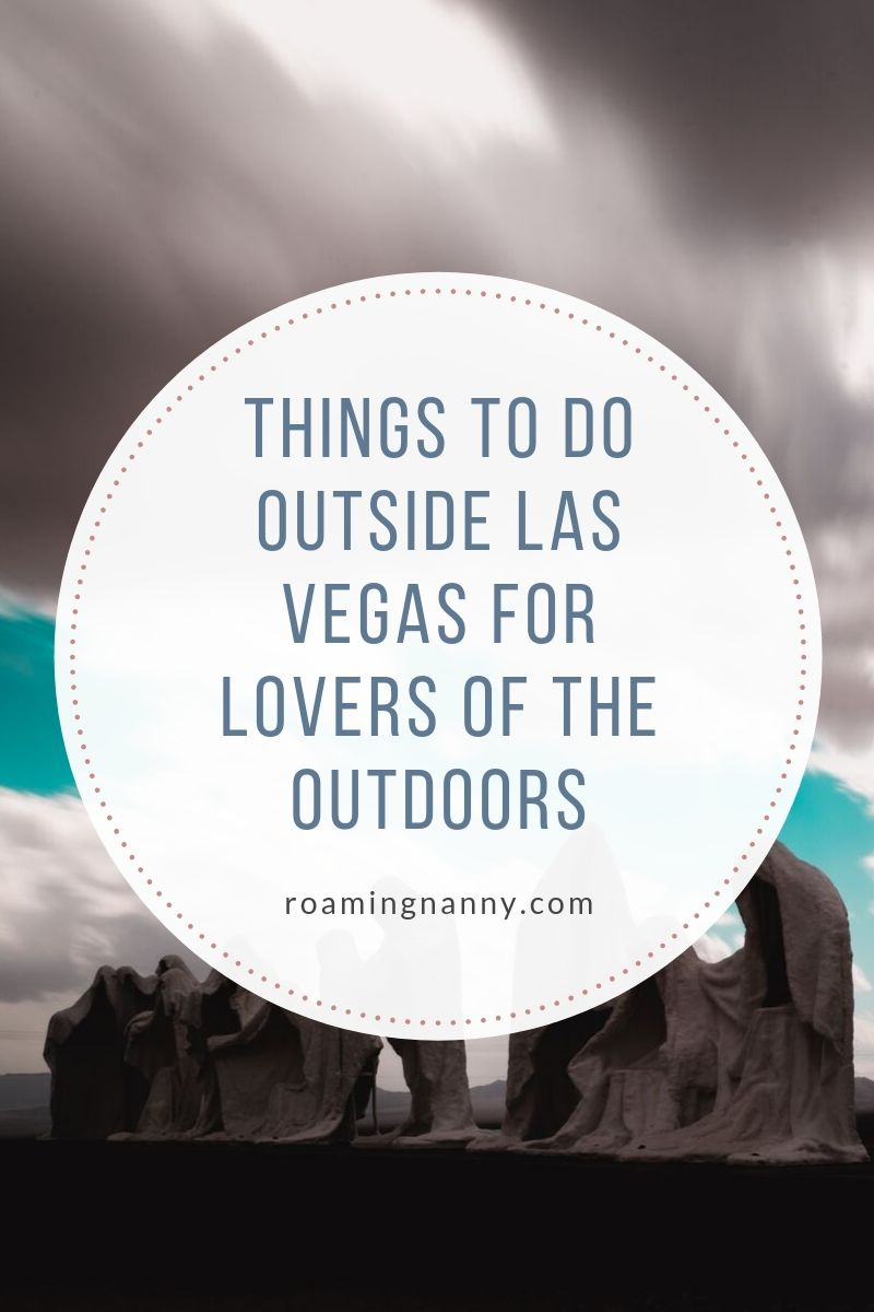 Looking to visit Les Vegas, but still want to do some outdoor exploring? Check out these 3 amazing sites within driving distance of Vegas! #lasvegas #vivalasvegas #vegas #outdoors