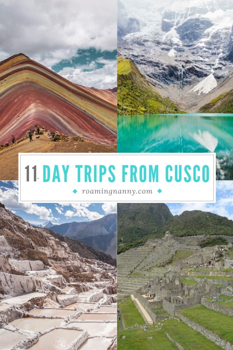 Cusco Peru is a great home base for discovering the Incan empire. Check out these 11 day trips from Cusco for the perfect Peruvian exploration. #cusco #peru #inca #southamerica