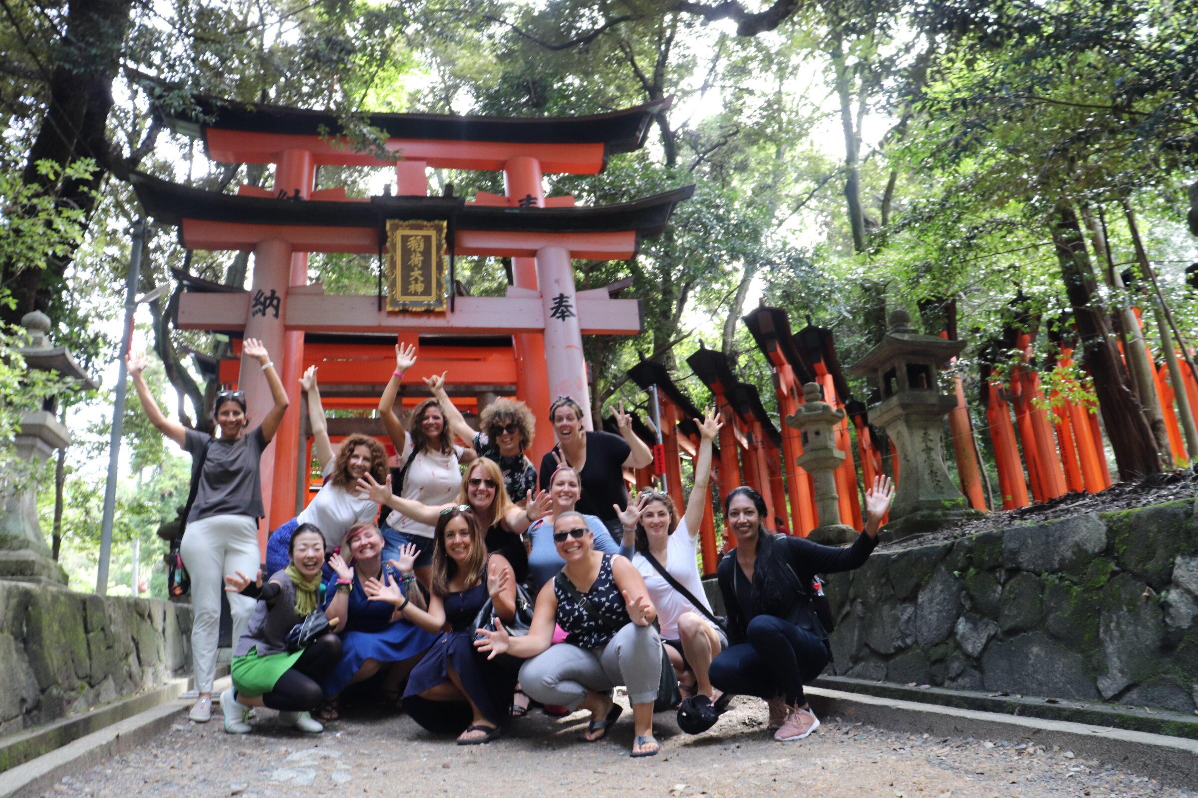 WHOA Travel Japan September 2019