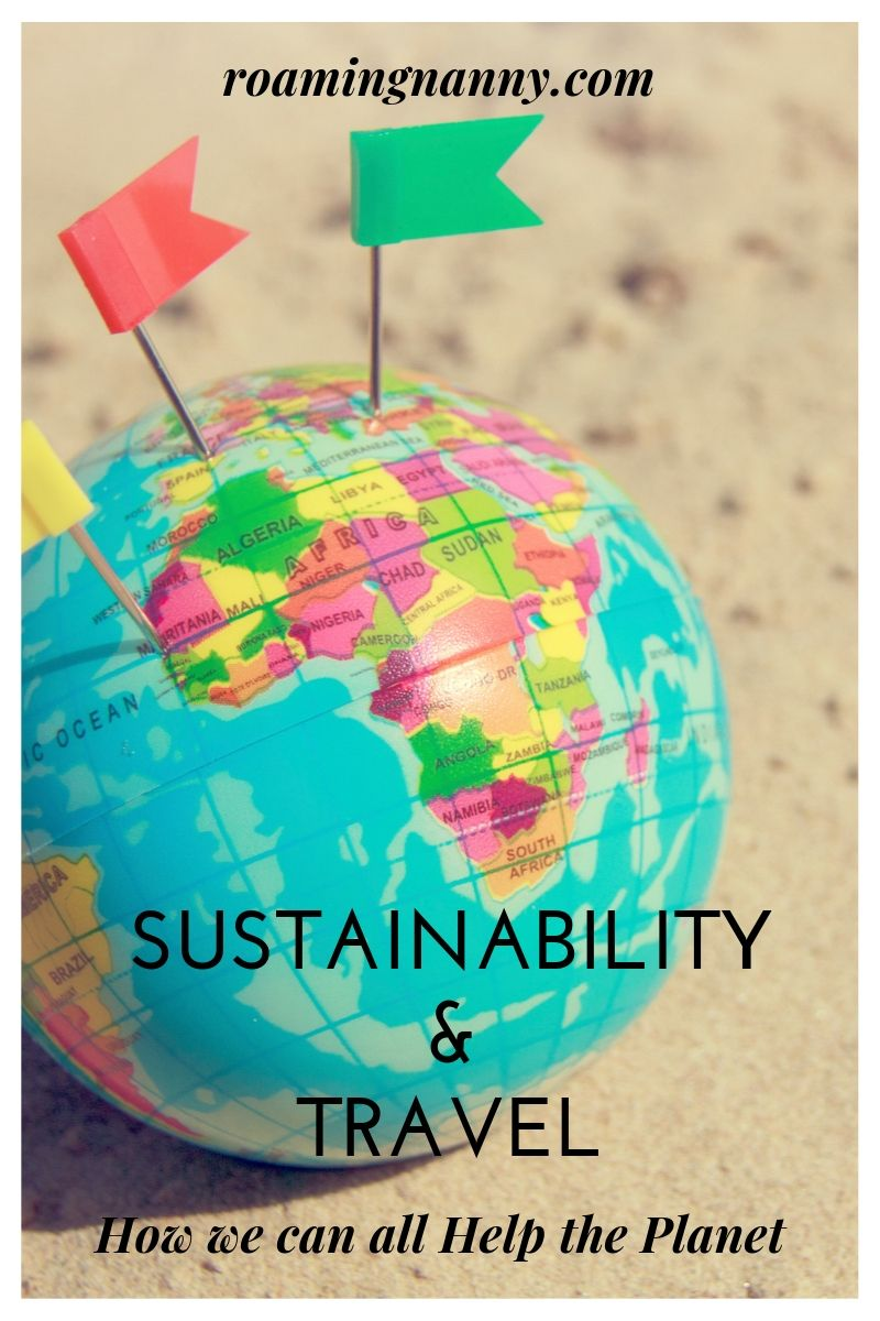 Living Sustainably and traveling is difficult. Here are some changes I've made in my life to help the planet, and live green. #sustainability #sustainabletourism #travel #greenliving