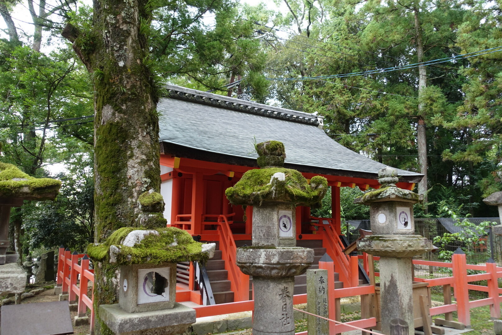 temples in japan