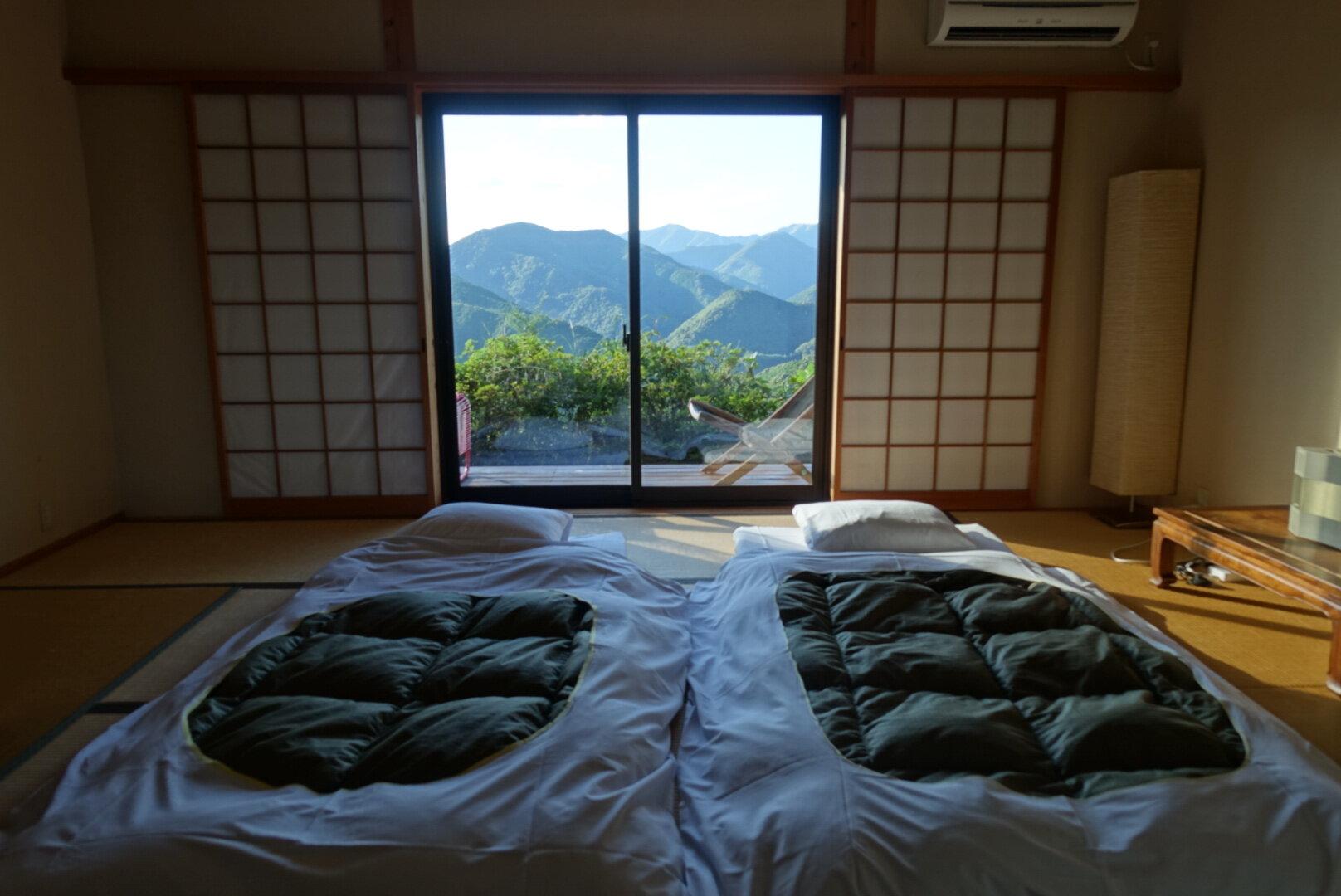 japanese traditional inn ryokan