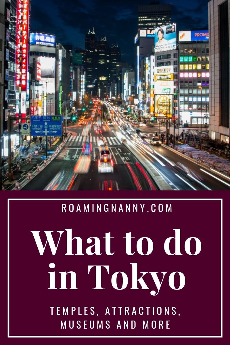 Need help finding things to do in Tokyo? When it comes to what to do in Tokyo here are some of my favorites! #tokyo #japan #tokyojapan #thingstodointokyo #visitjapan #discovertokyo