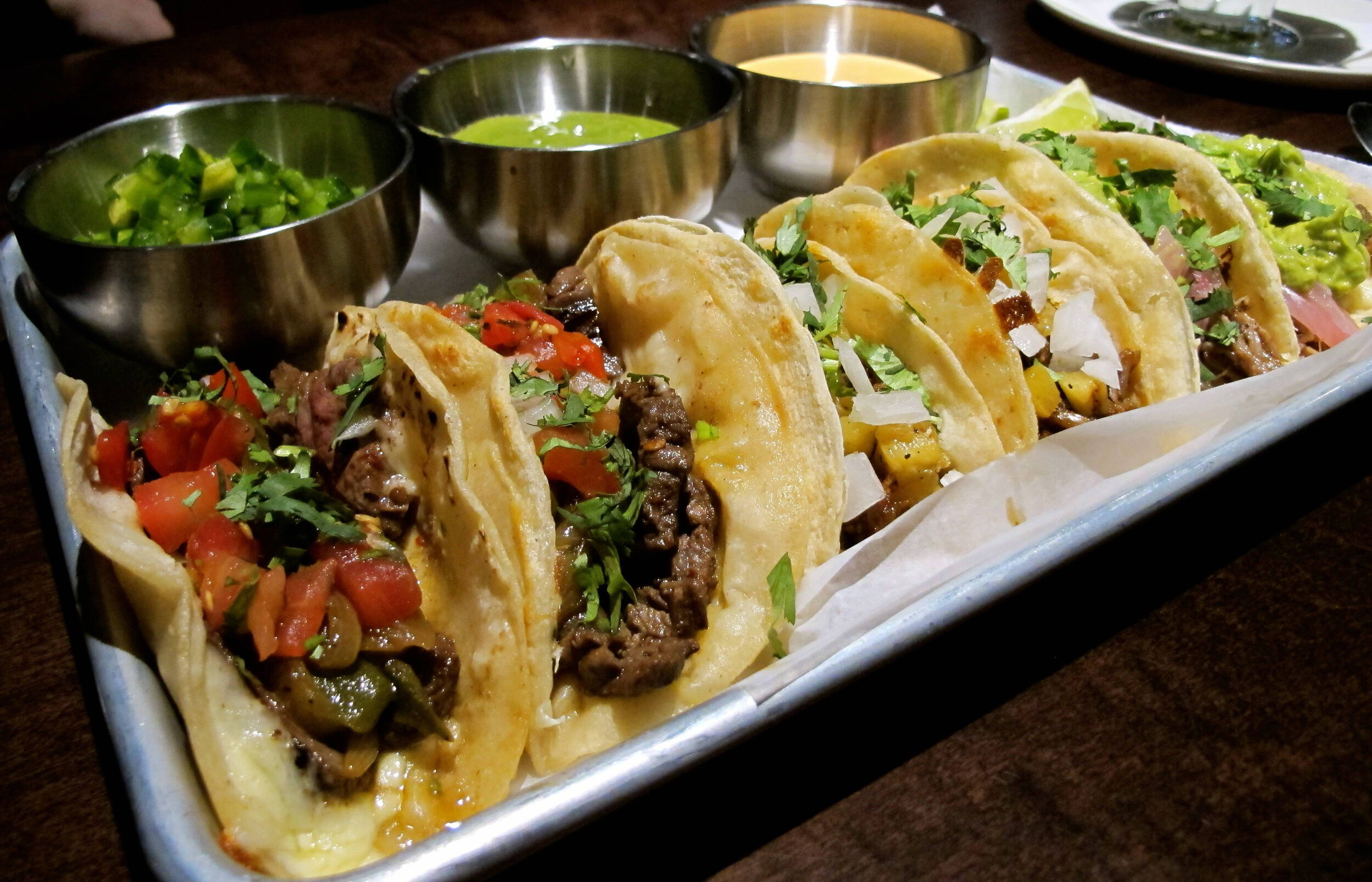 tacos in houston