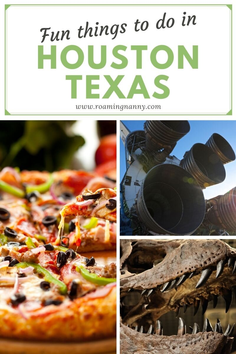Houston, Texas is full of delicious food and amazing museums. Join in on all the Texas fun! #houston #texas #houstontexas #visithouston #visittexas