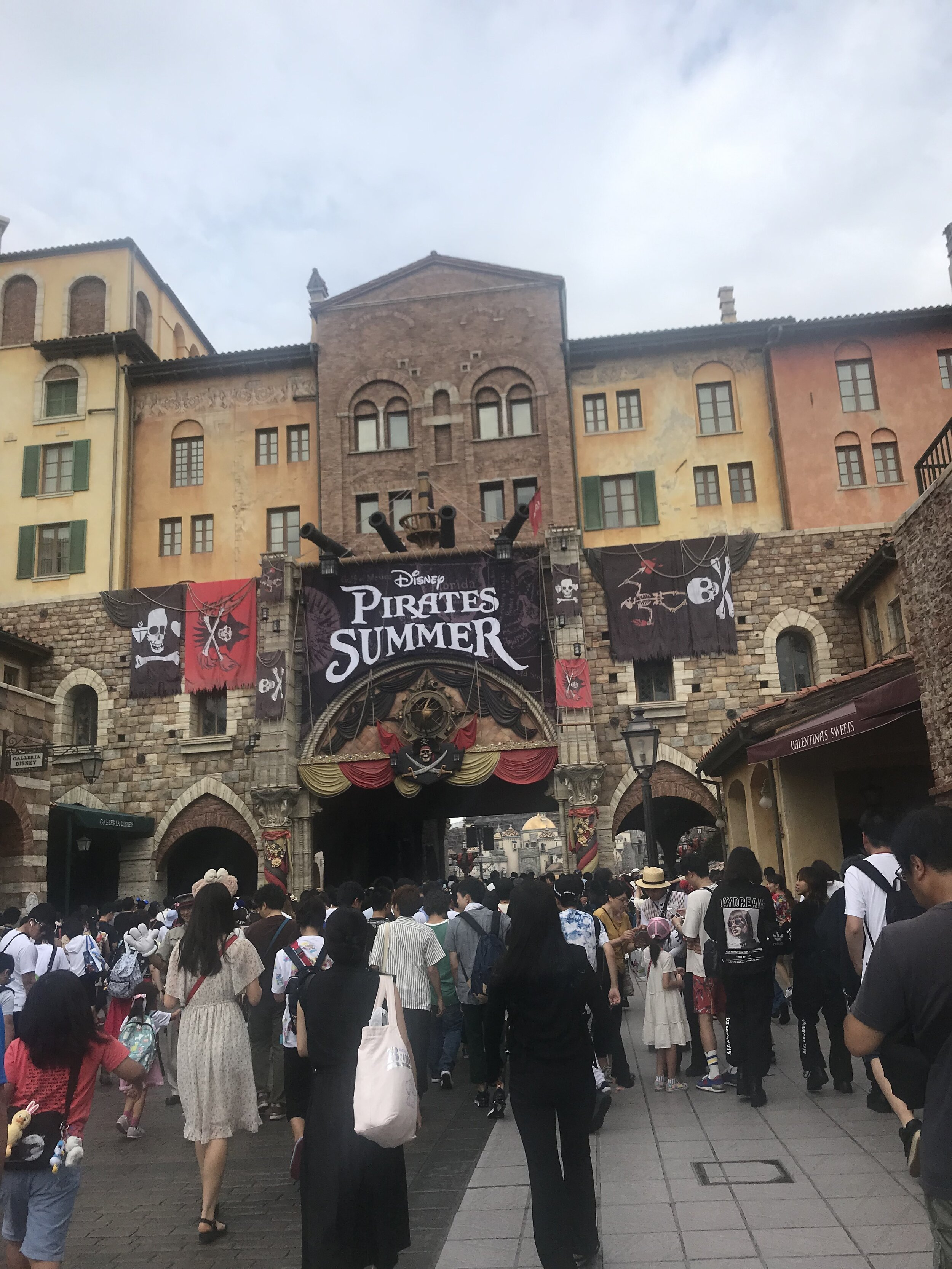 Best time to go to DisneySea Tokyo