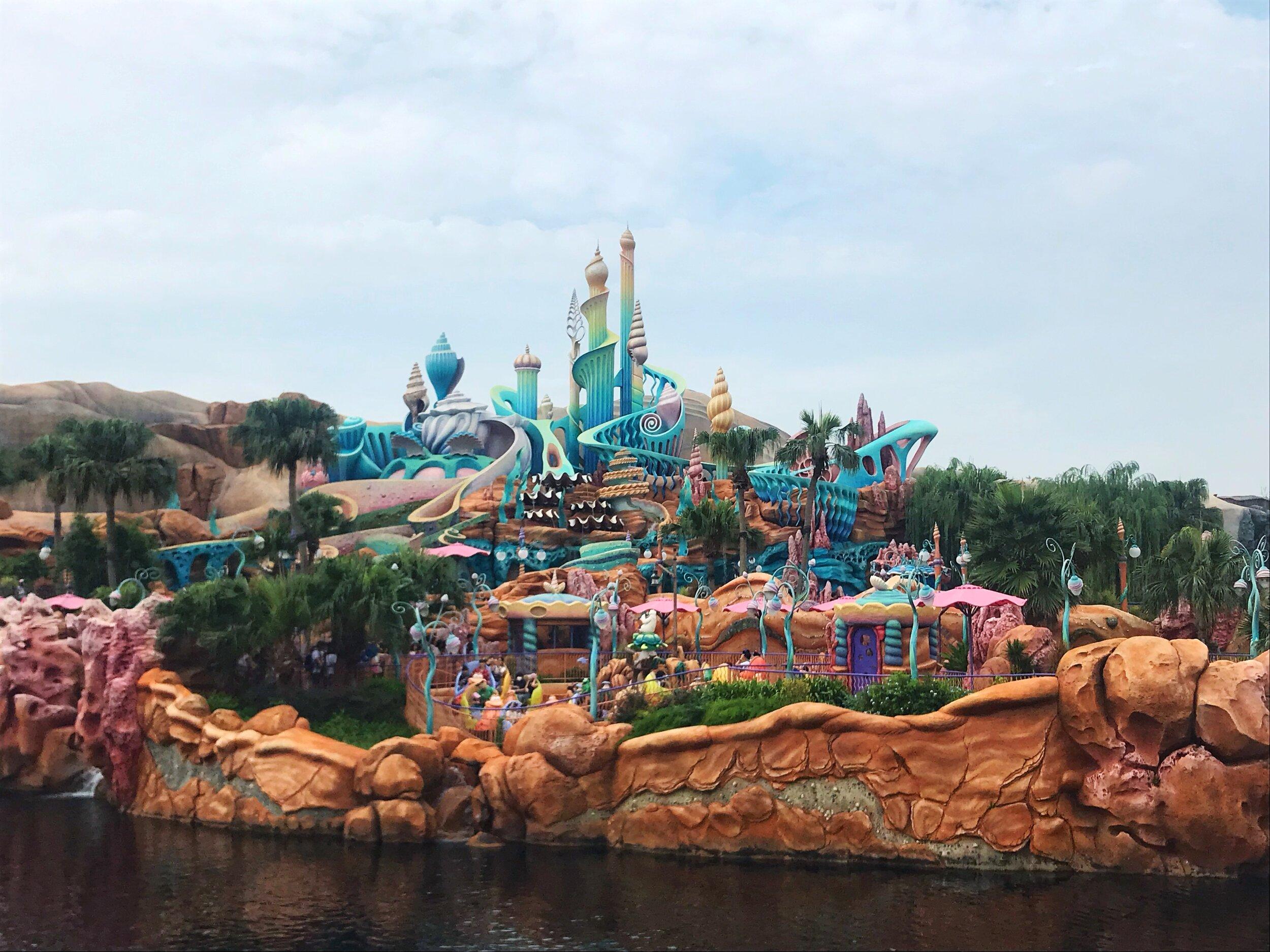 DisneySea Tickets