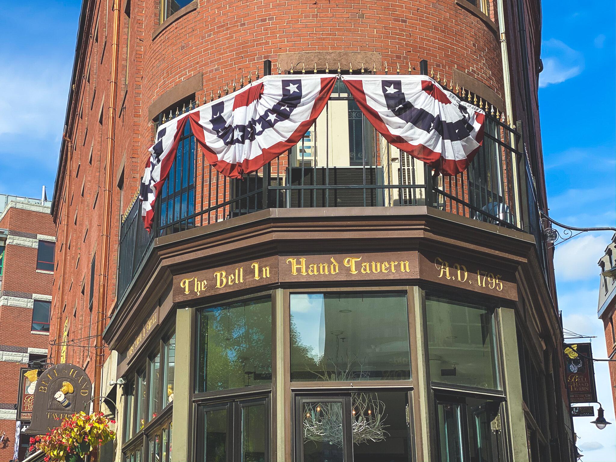 Oldest Restaurant in Boston