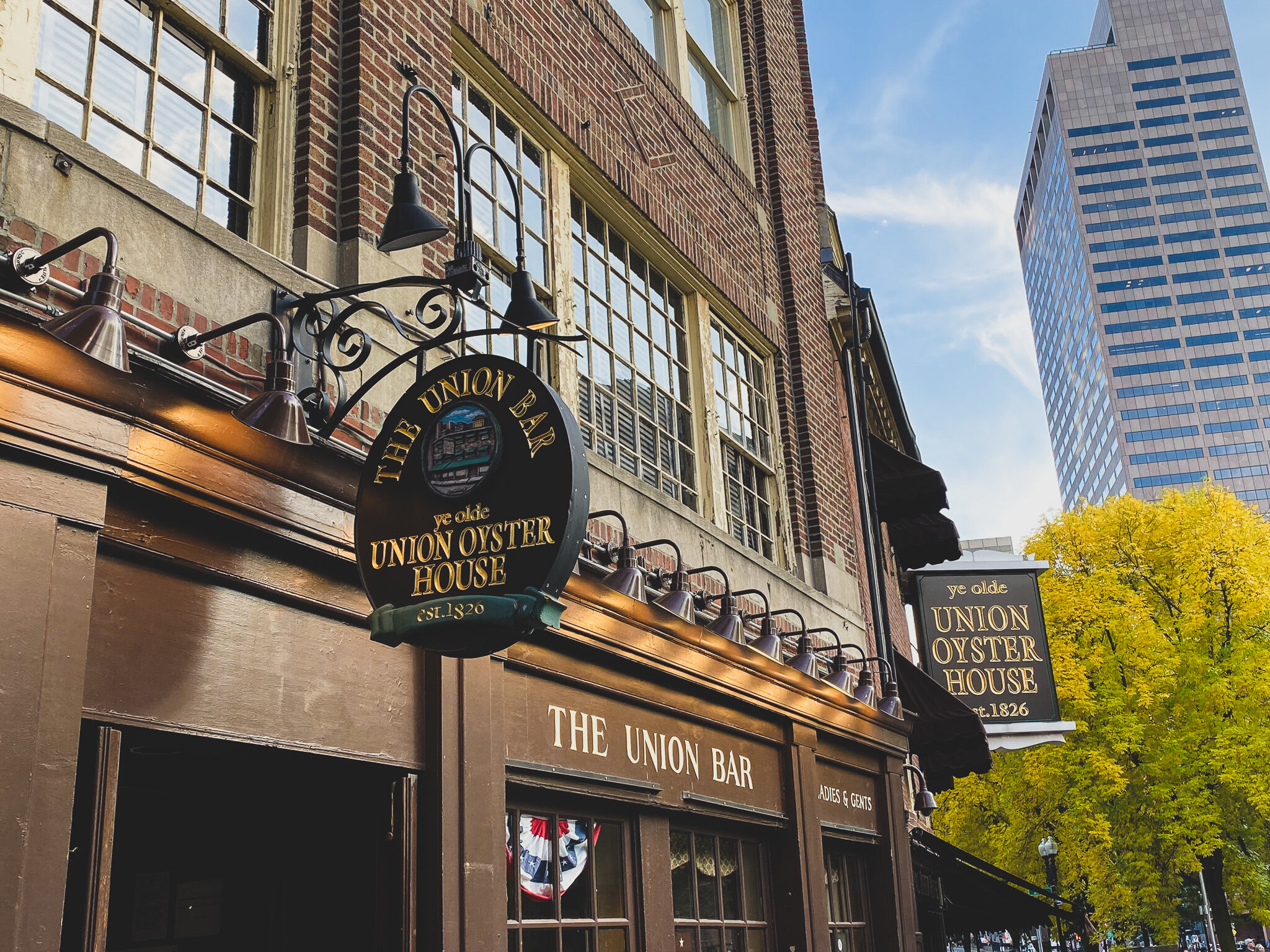 ye old oyster house boston