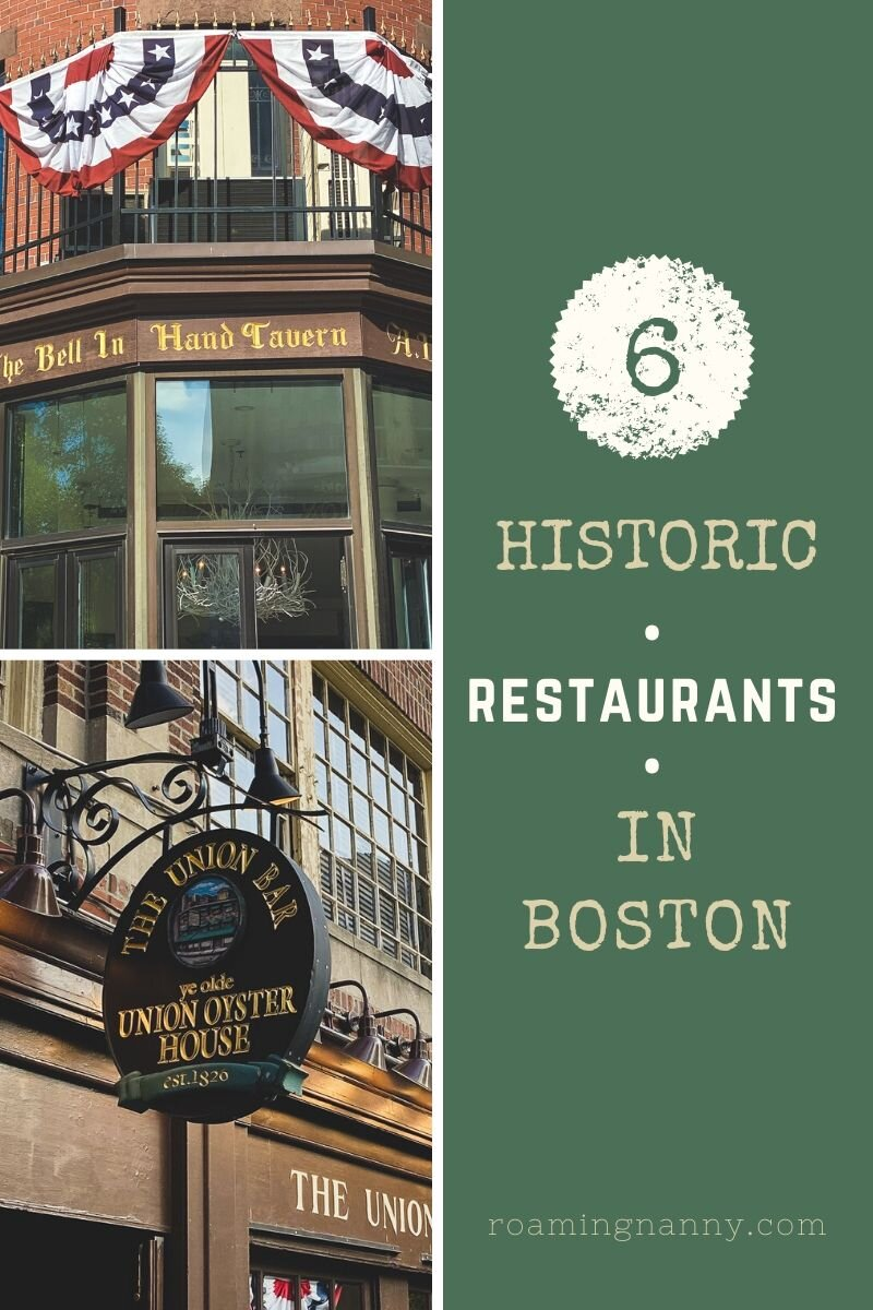 Boston, Massachusetts, home to the American Revolution and to some of the oldest and most historic restaurants and taverns in America. #boston #visitboston #massachusetts #visitmass #newengland #food #restaurants #bostontaverns #bostonrestaurants