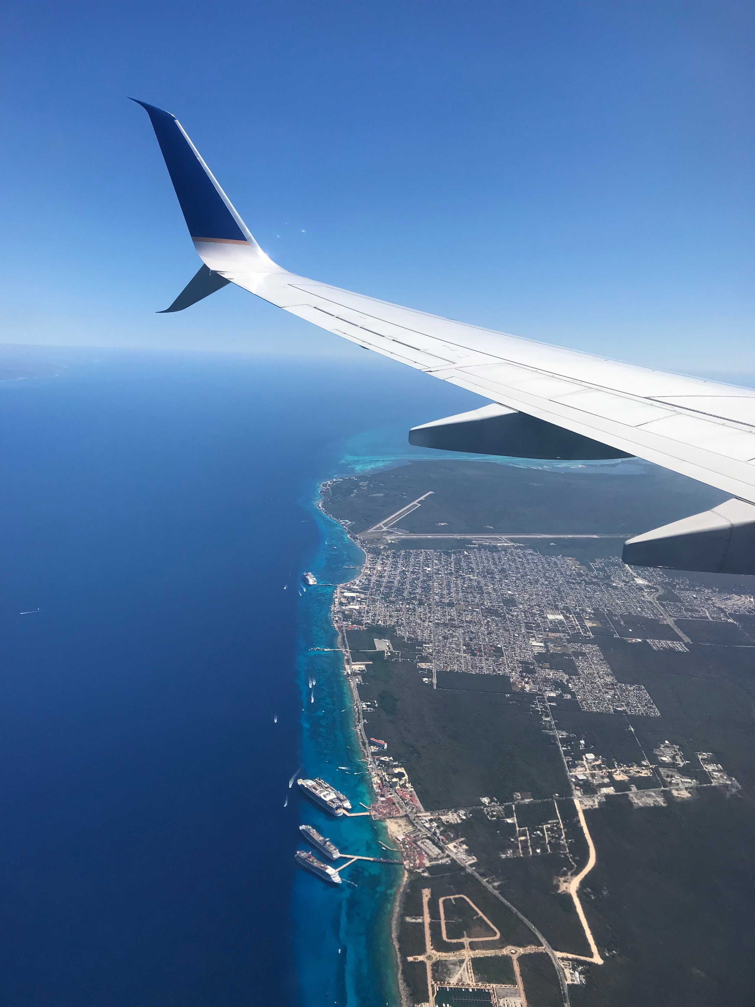 How to get to Cozumel, Mexico