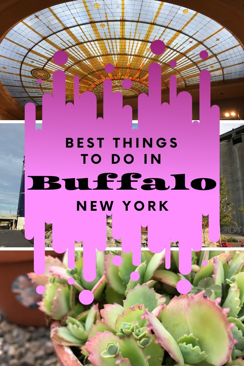Buffalo New York is a city full of surprises. A city that isn't always thought of by travelers is rejuvenating itself and it's becoming a must-see New York destination. #buffalo #visitbuffalo #ilovenewyork #explorebuffalo