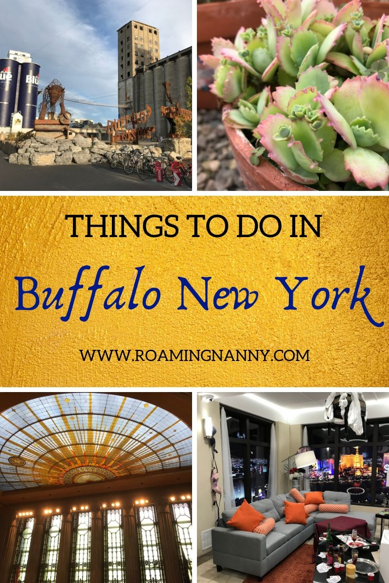 Buffalo, New York is a city full of surprises. A city that isn't always thought of by travelers is rejuvenating itself and it's becoming a must-see New York destination. #buffalo #visitbuffalo #ilovenewyork #explorebuffalo