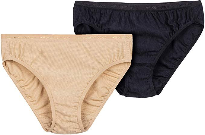 kumano kodo packing list - underwear