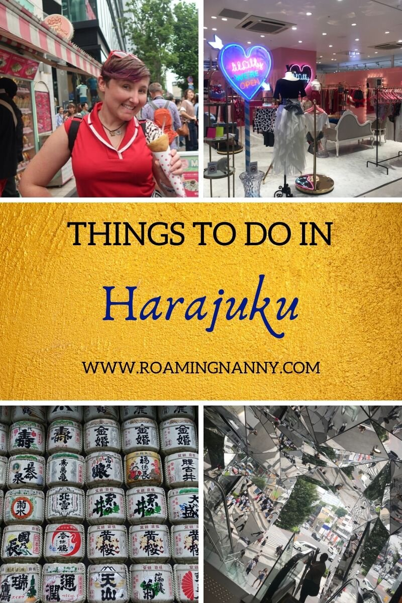 Harajuku is a neighborhood in Tokyo known for quirky fashion and youth culture. Here are the best things to do in Harajuku Tokyo. #harajuku #tokyo #visitjapan #discovertokyo
